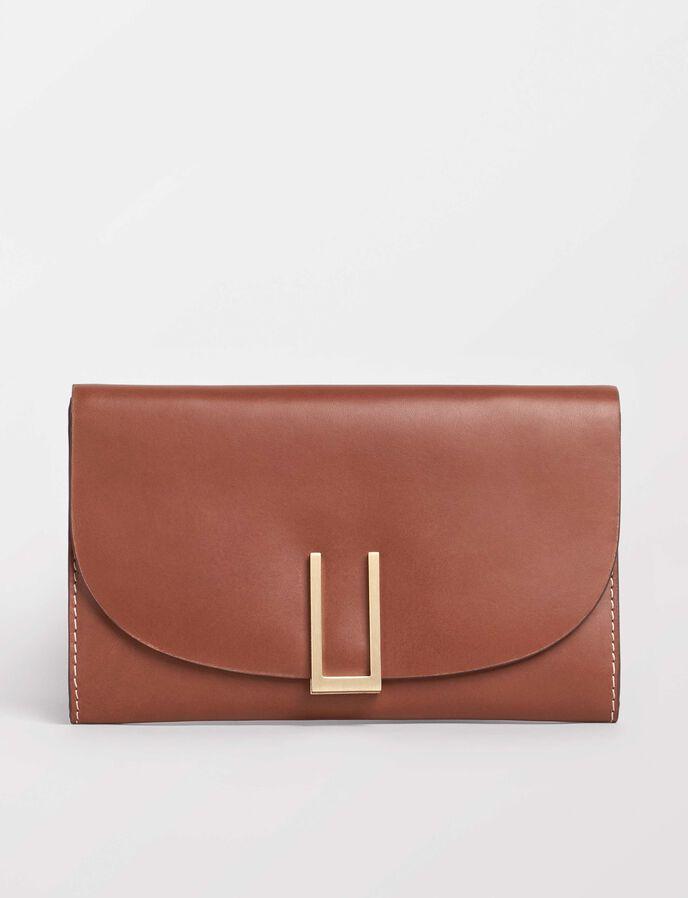 Ervin wallet in Light Brown from Tiger of Sweden