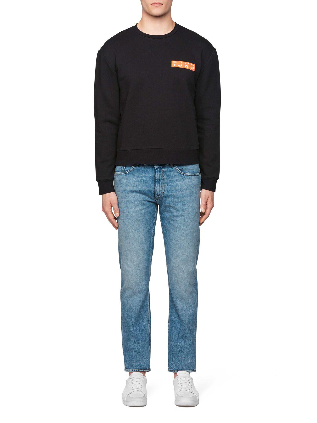 Buzz Pr Sweatshirt in Black from Tiger of Sweden