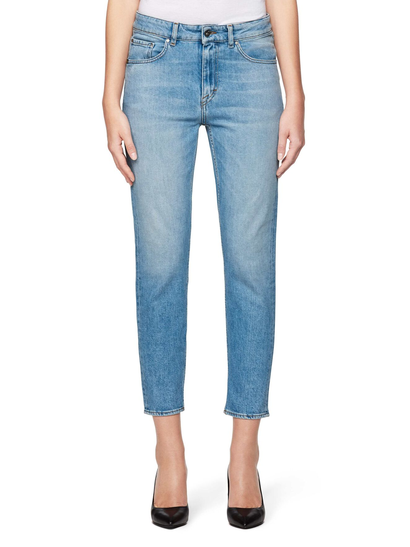 Lea Jeans in Light blue from Tiger of Sweden