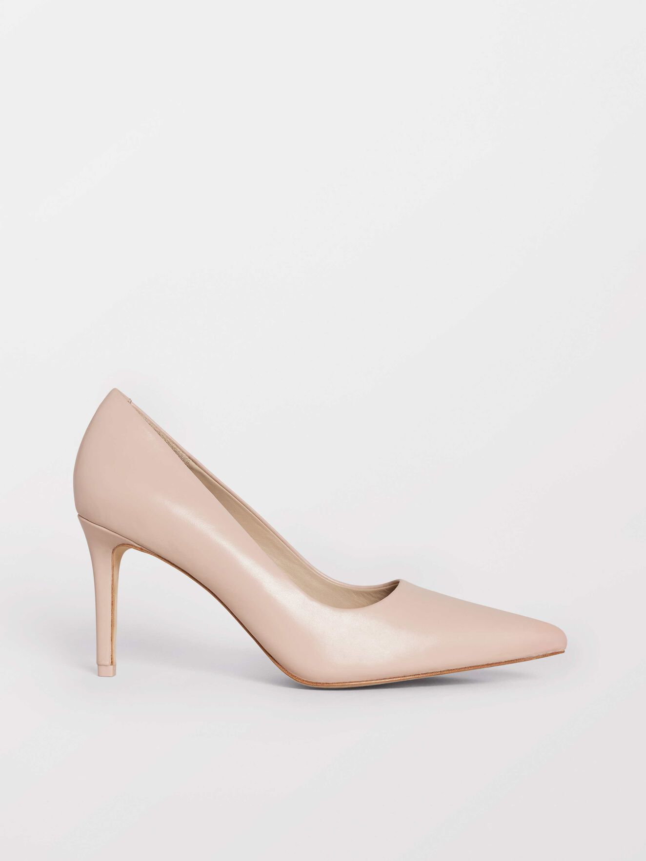 Xero Pumps in Nude Pink from Tiger of Sweden