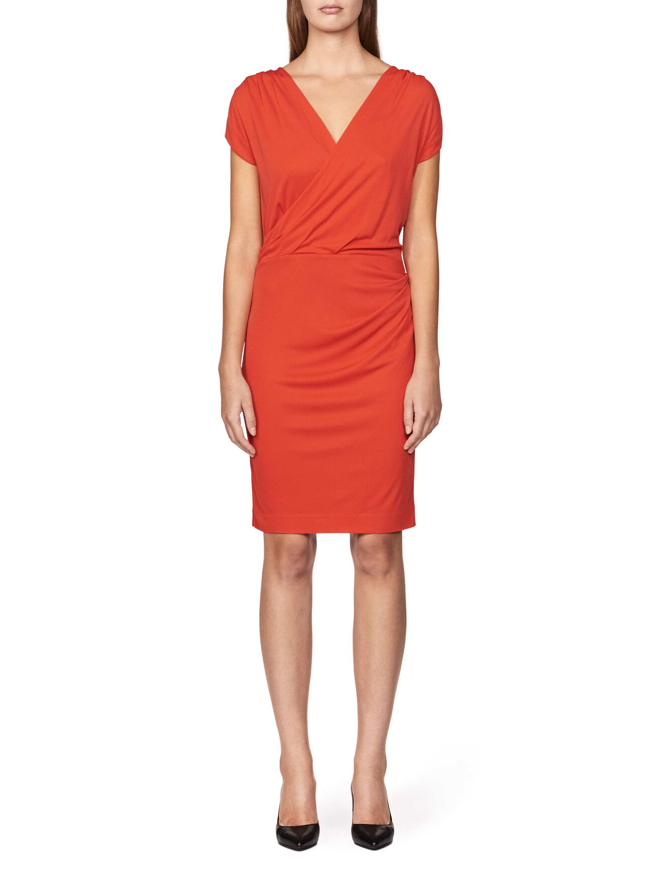 Kashi Dress in Flame Red from Tiger of Sweden