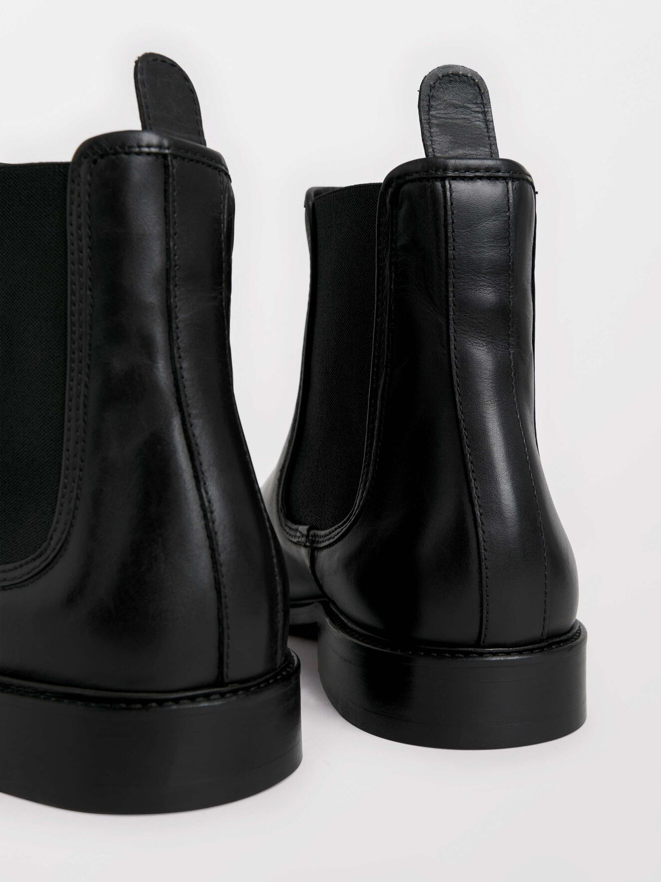 Montan Boots in Black from Tiger of Sweden