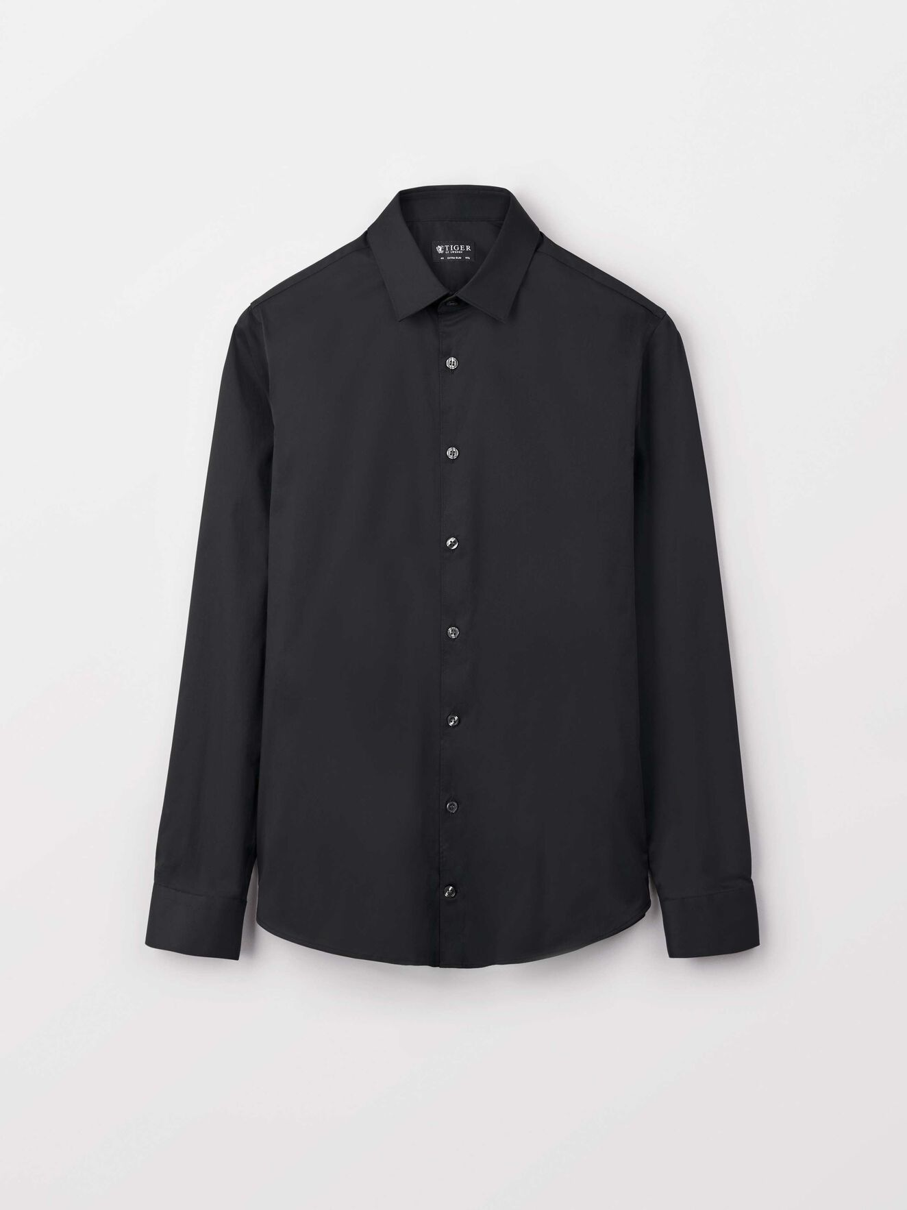 Filbrodie Shirt in Black from Tiger of Sweden