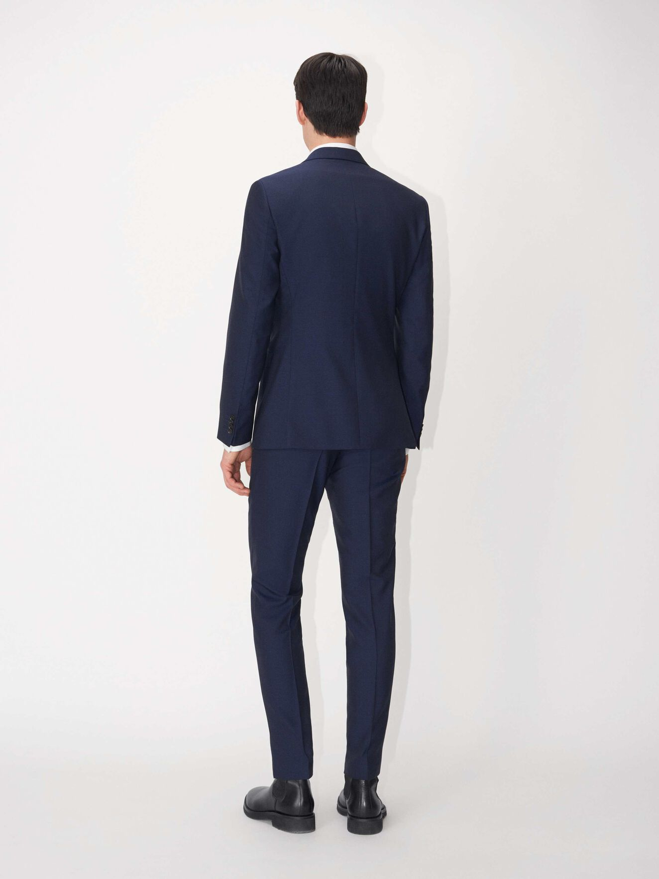 S.Jamonte Suit in Sky Captain from Tiger of Sweden