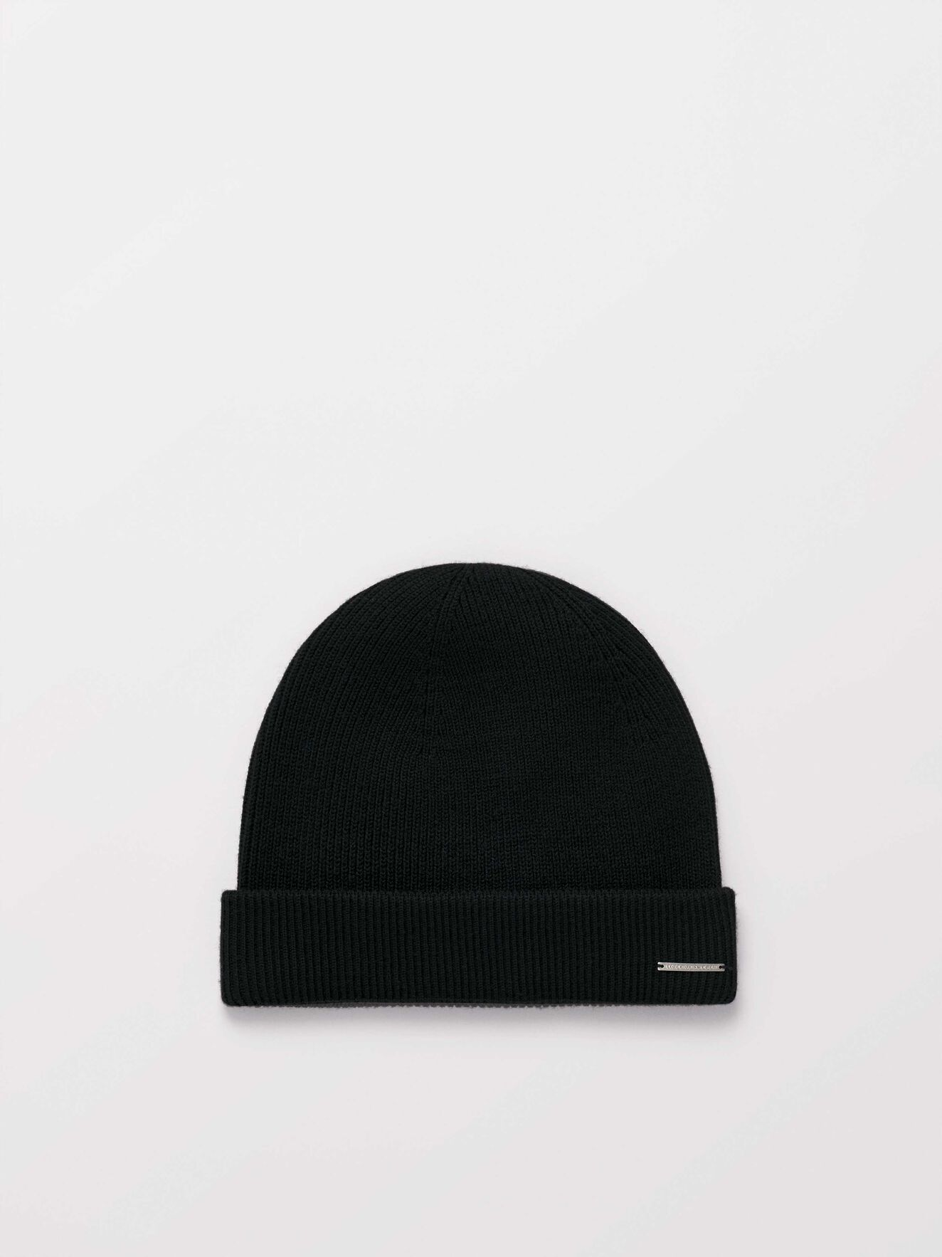 Halfo Beanie in Black from Tiger of Sweden