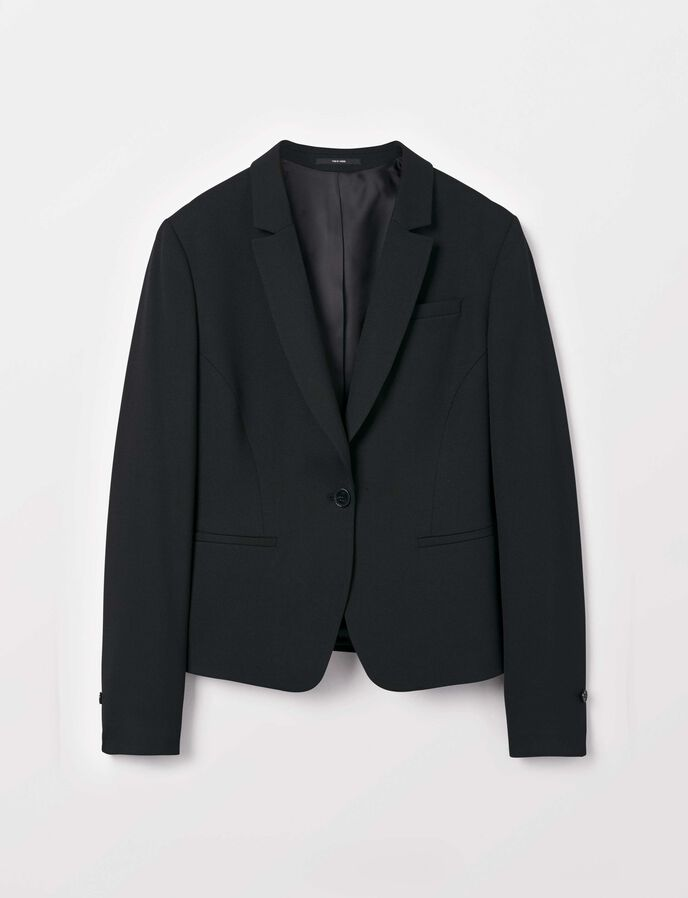 Kana blazer in Night Black from Tiger of Sweden