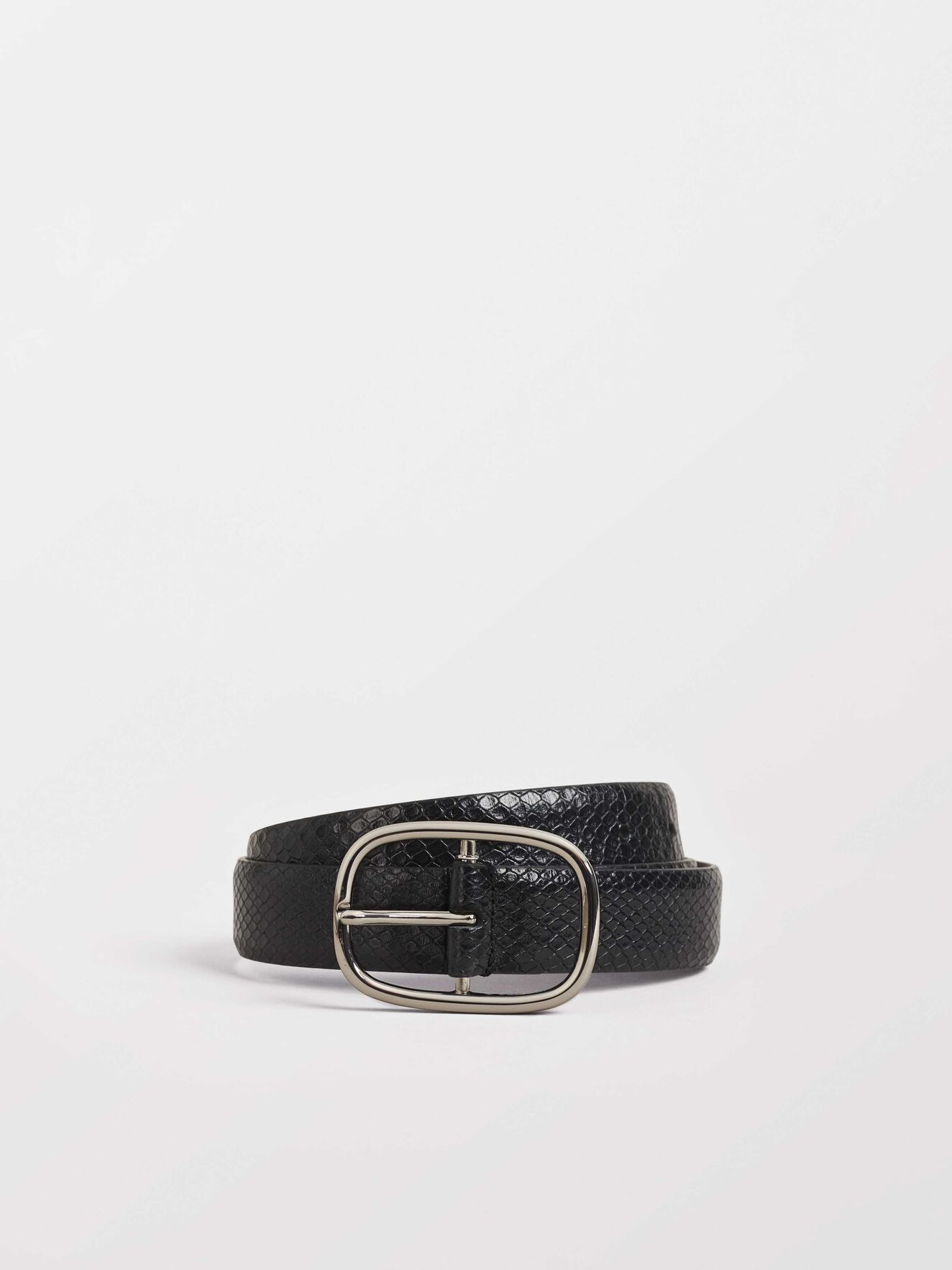 Balatin Belt in Black from Tiger of Sweden