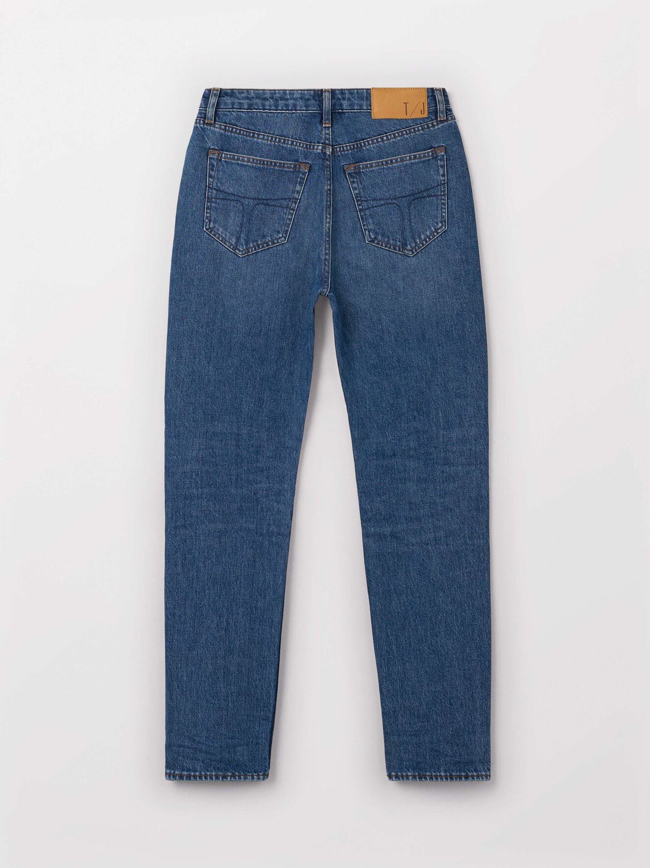 Lex Jeans in Medium Blue from Tiger of Sweden