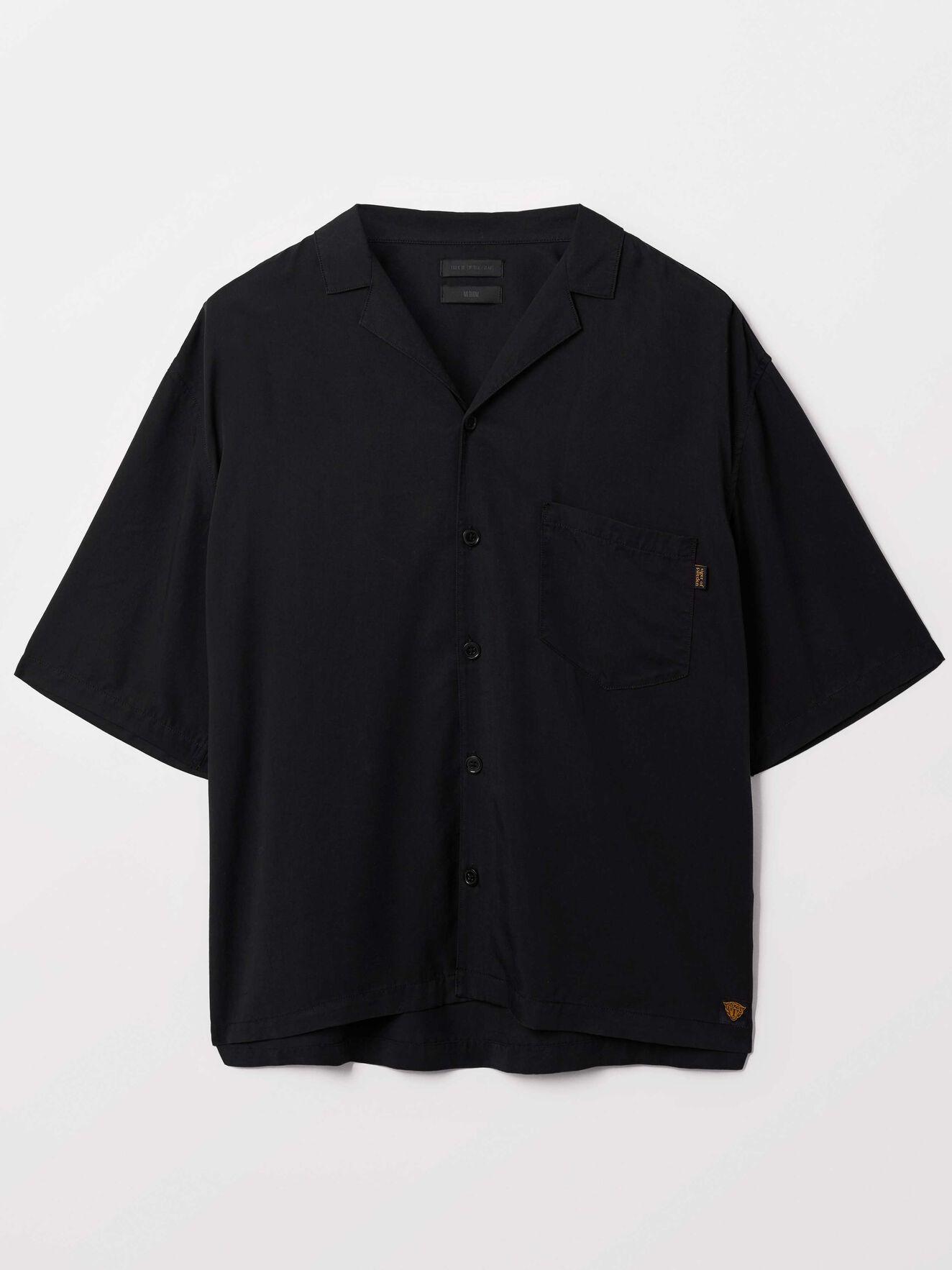 Pejer Shirt in Black from Tiger of Sweden