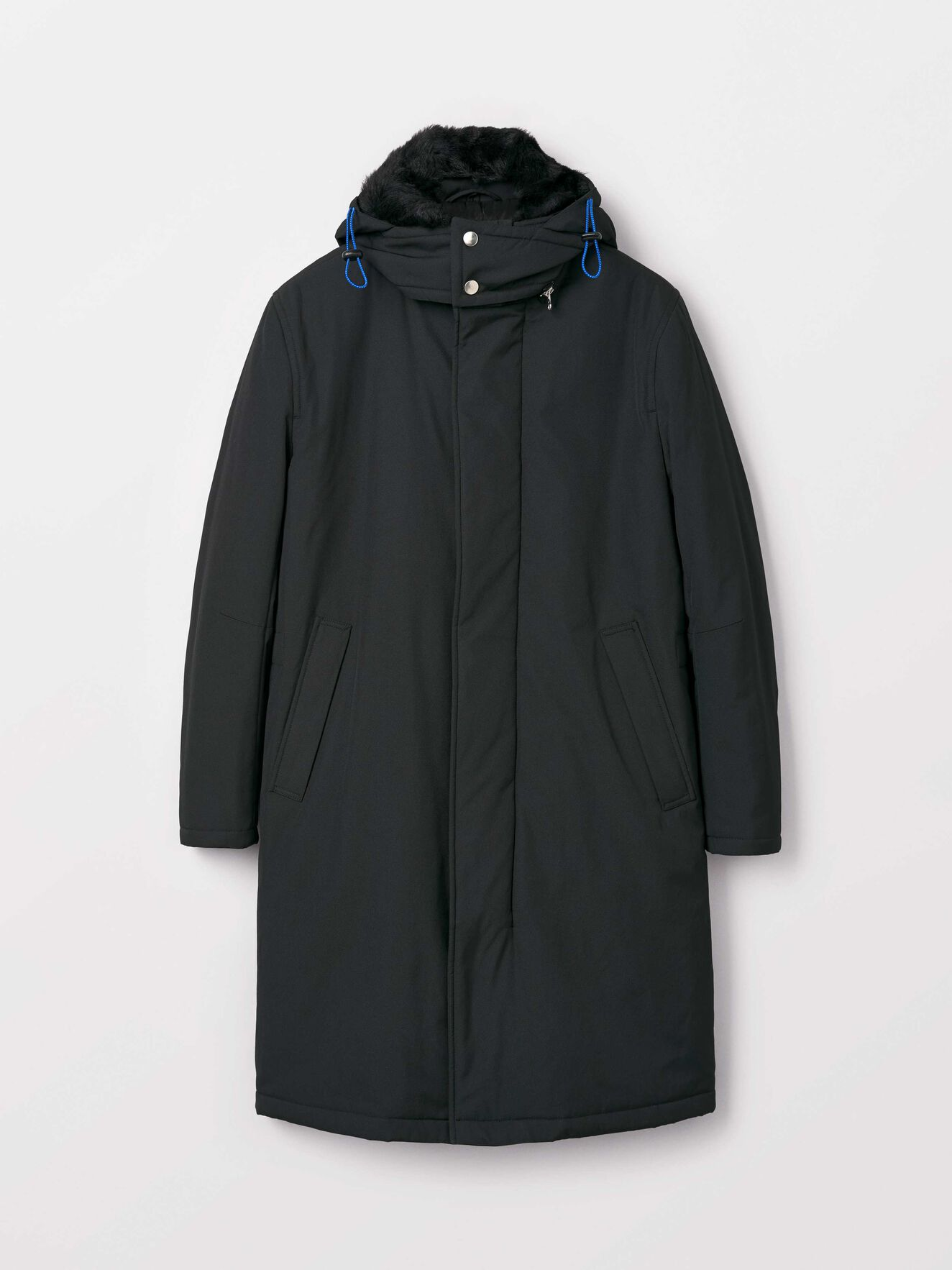Ommar Parka in Black from Tiger of Sweden