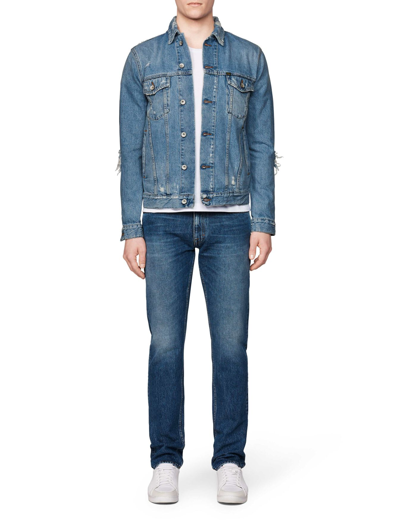 23a0aa09 Primal Jacket in Light blue from Tiger of Sweden ...