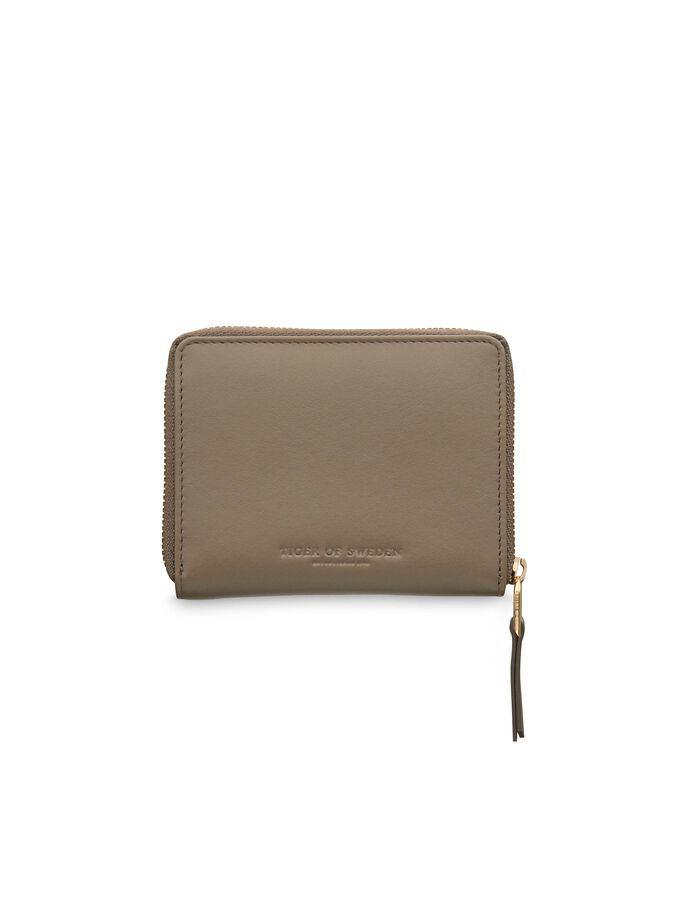 BOVEY WALLET in Moss Green from Tiger of Sweden