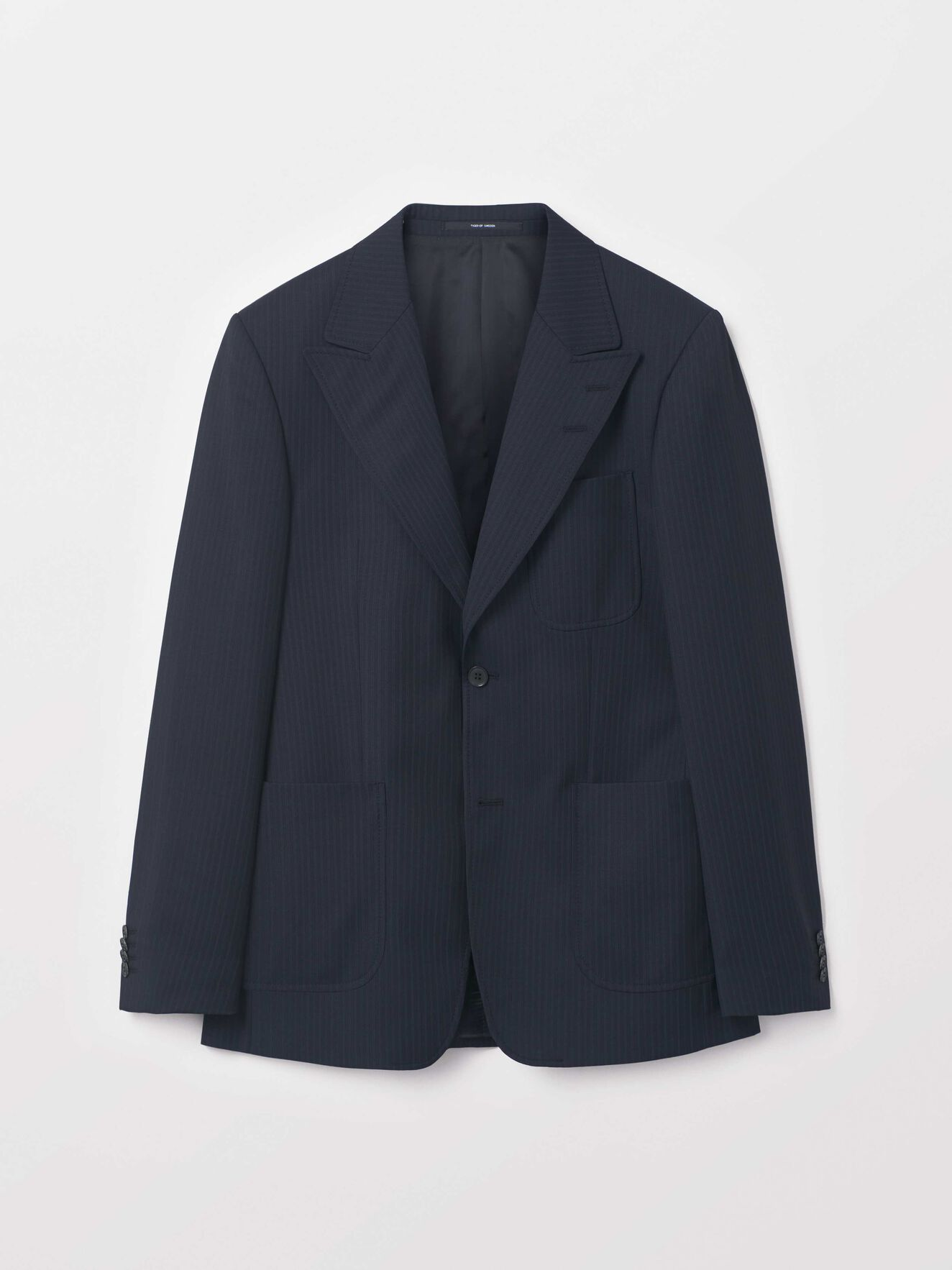 Javio Blazer in Light Ink from Tiger of Sweden