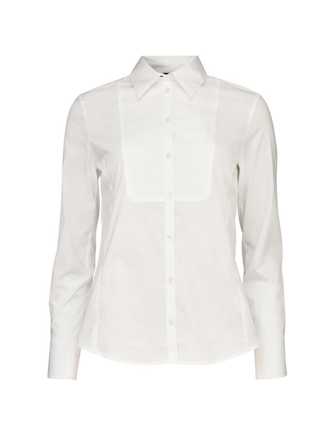 HENIE shirt in Bright White from Tiger of Sweden