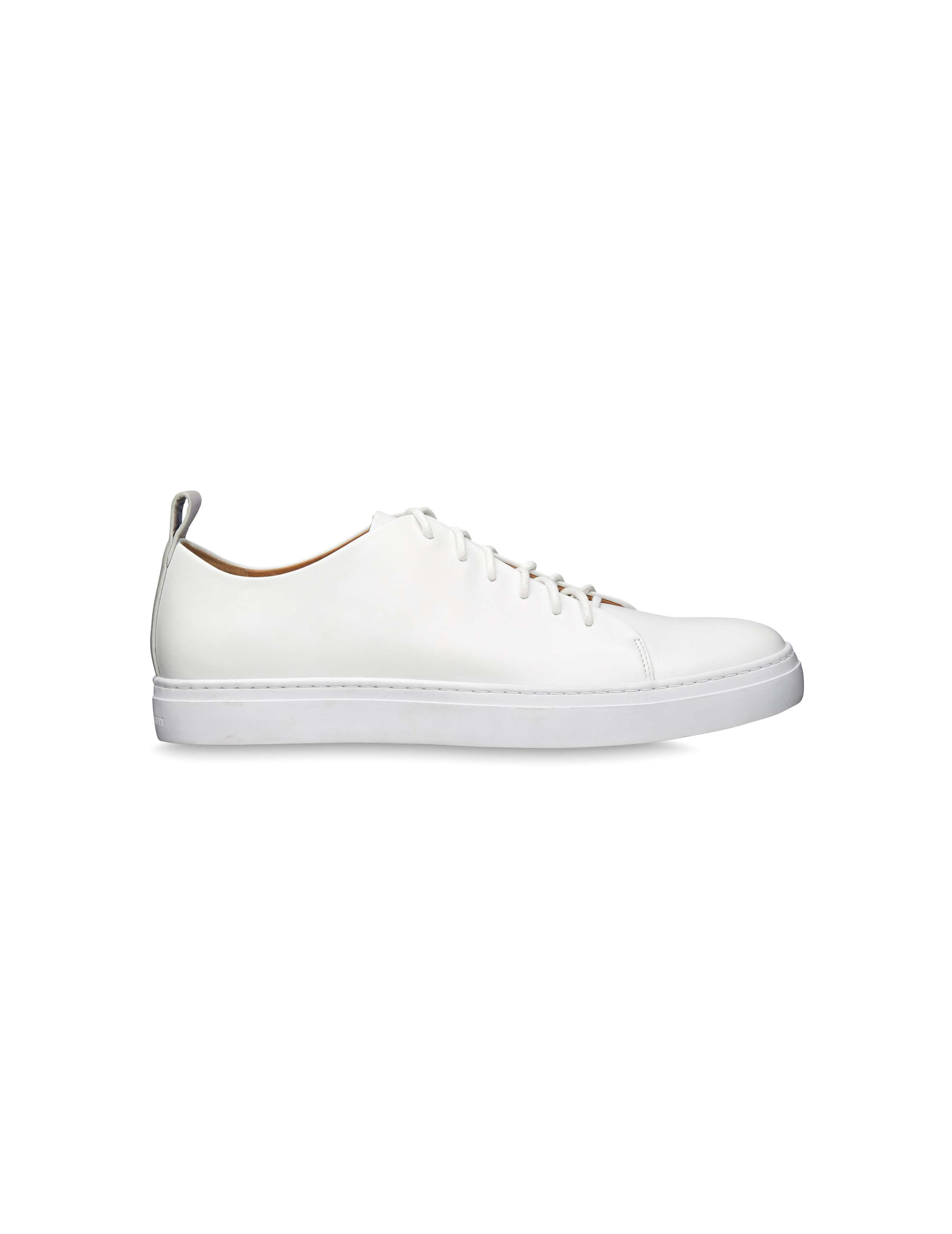 White Leather Brukare Sneakers Tiger Of Sweden tLFoW
