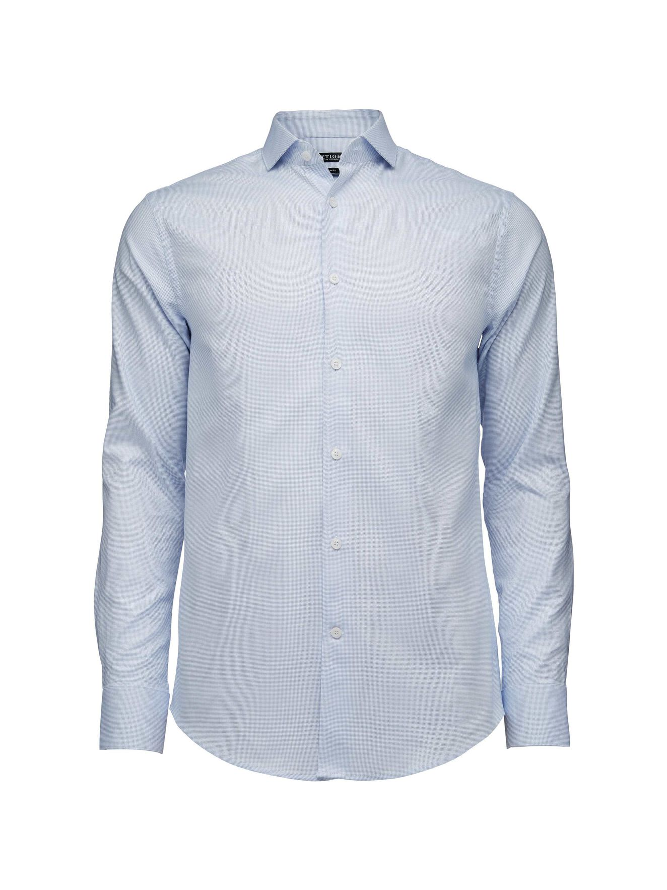 Farrell 5 shirt in Dust blue from Tiger of Sweden