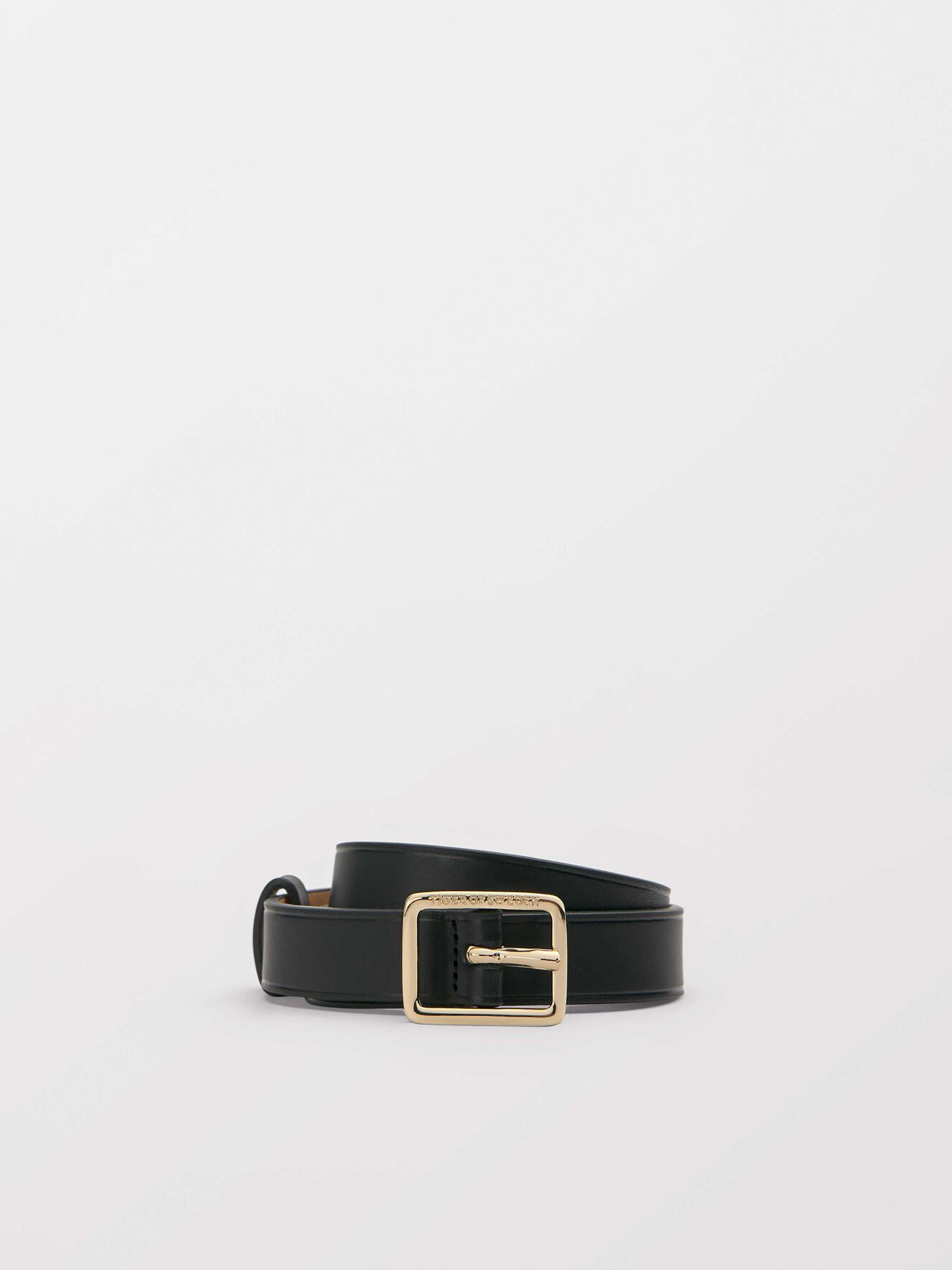Looe Belt in Black from Tiger of Sweden