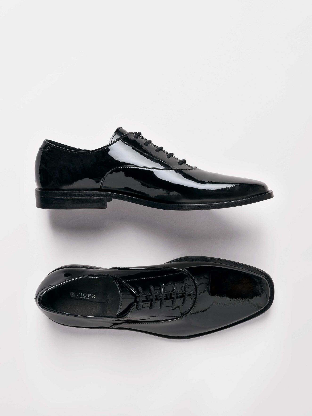 Saut Shoes in Black from Tiger of Sweden