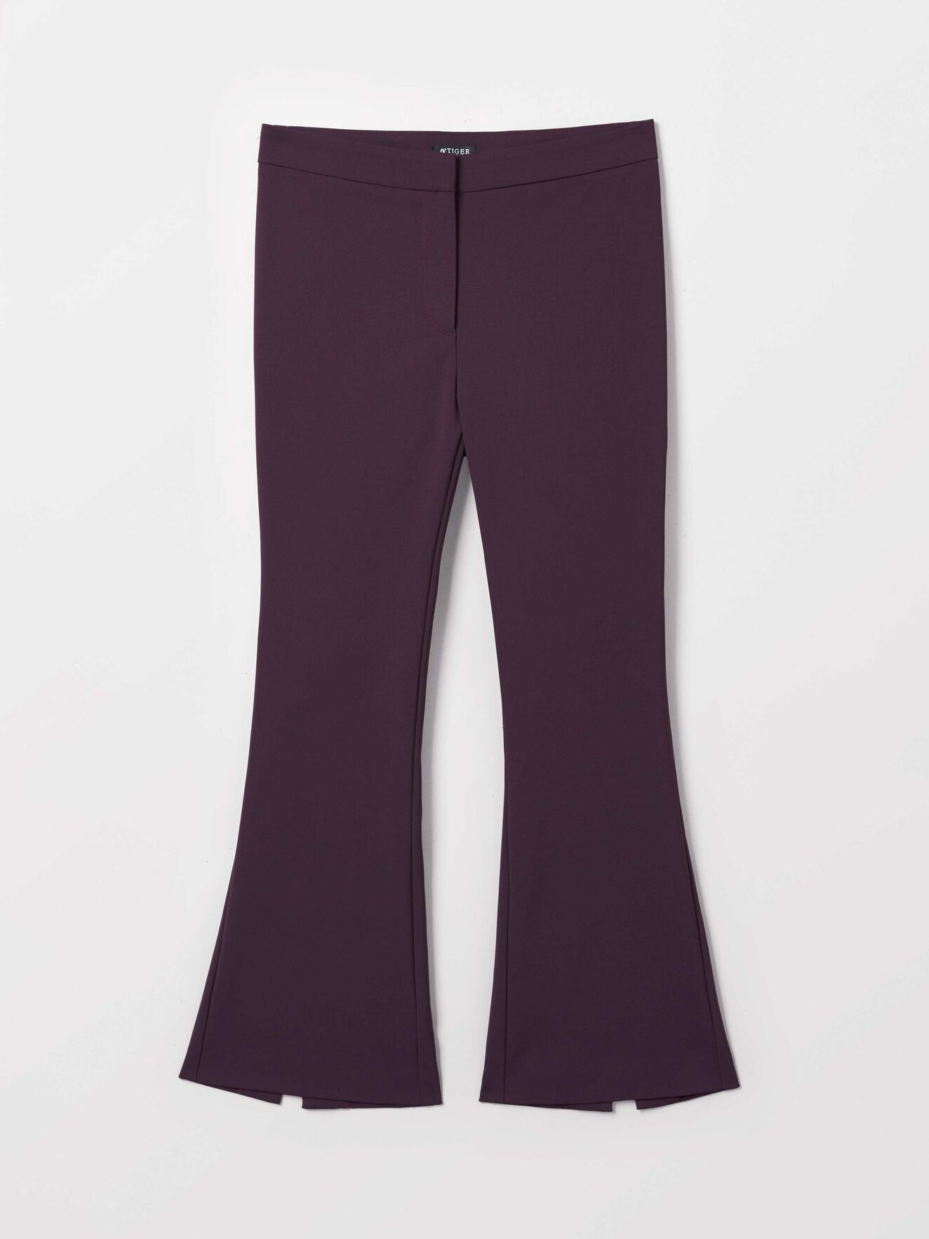 Noora Trousers in Juicy Plum from Tiger of Sweden