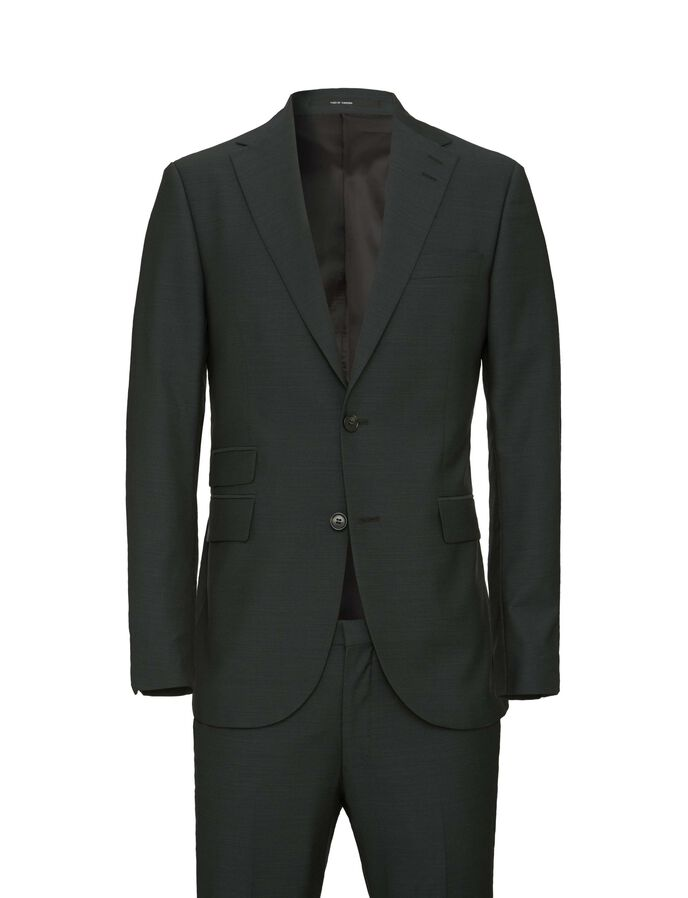 DARWIN SUIT in Deep Green from Tiger of Sweden