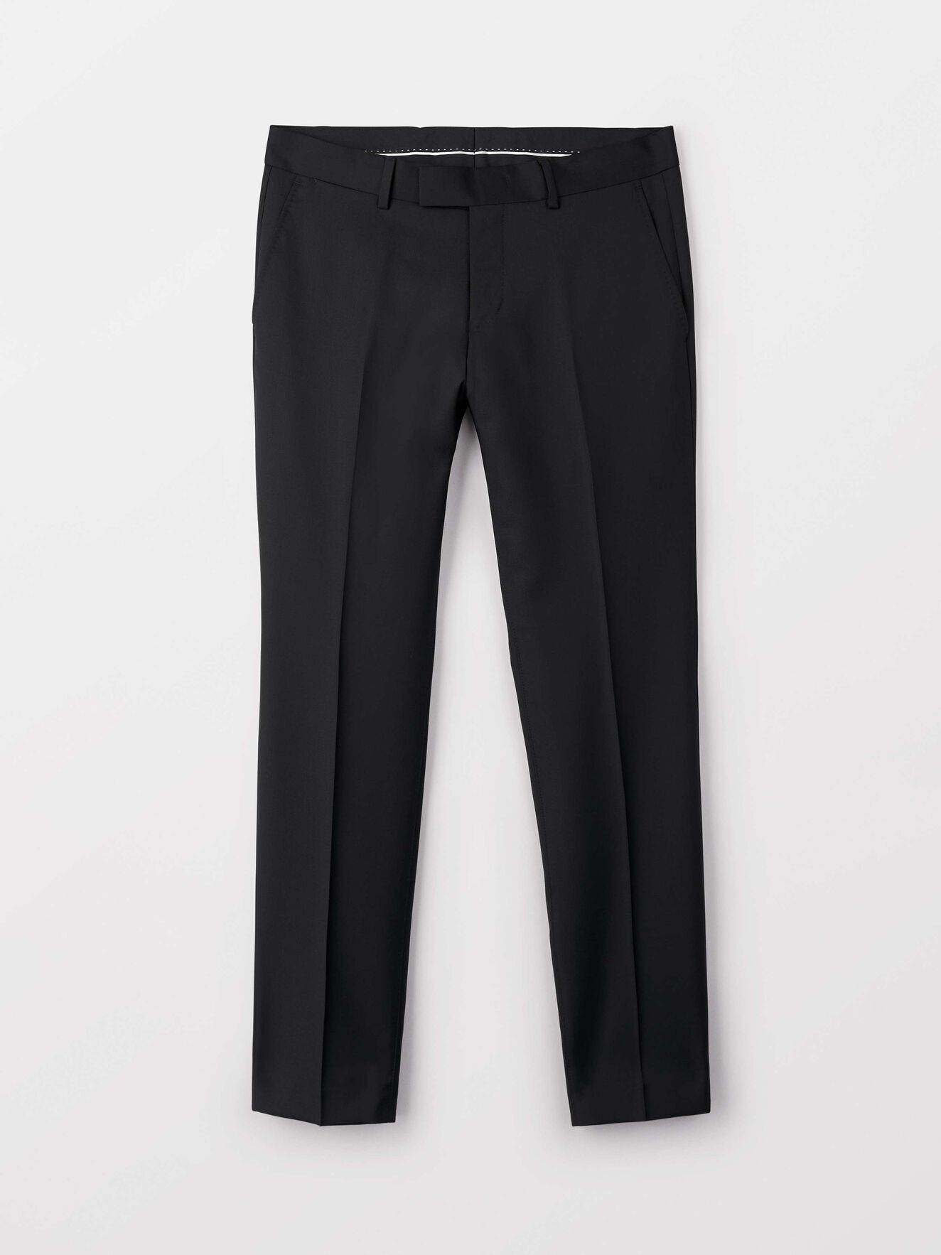 Tain Trousers (Short Size) in Black from Tiger of Sweden