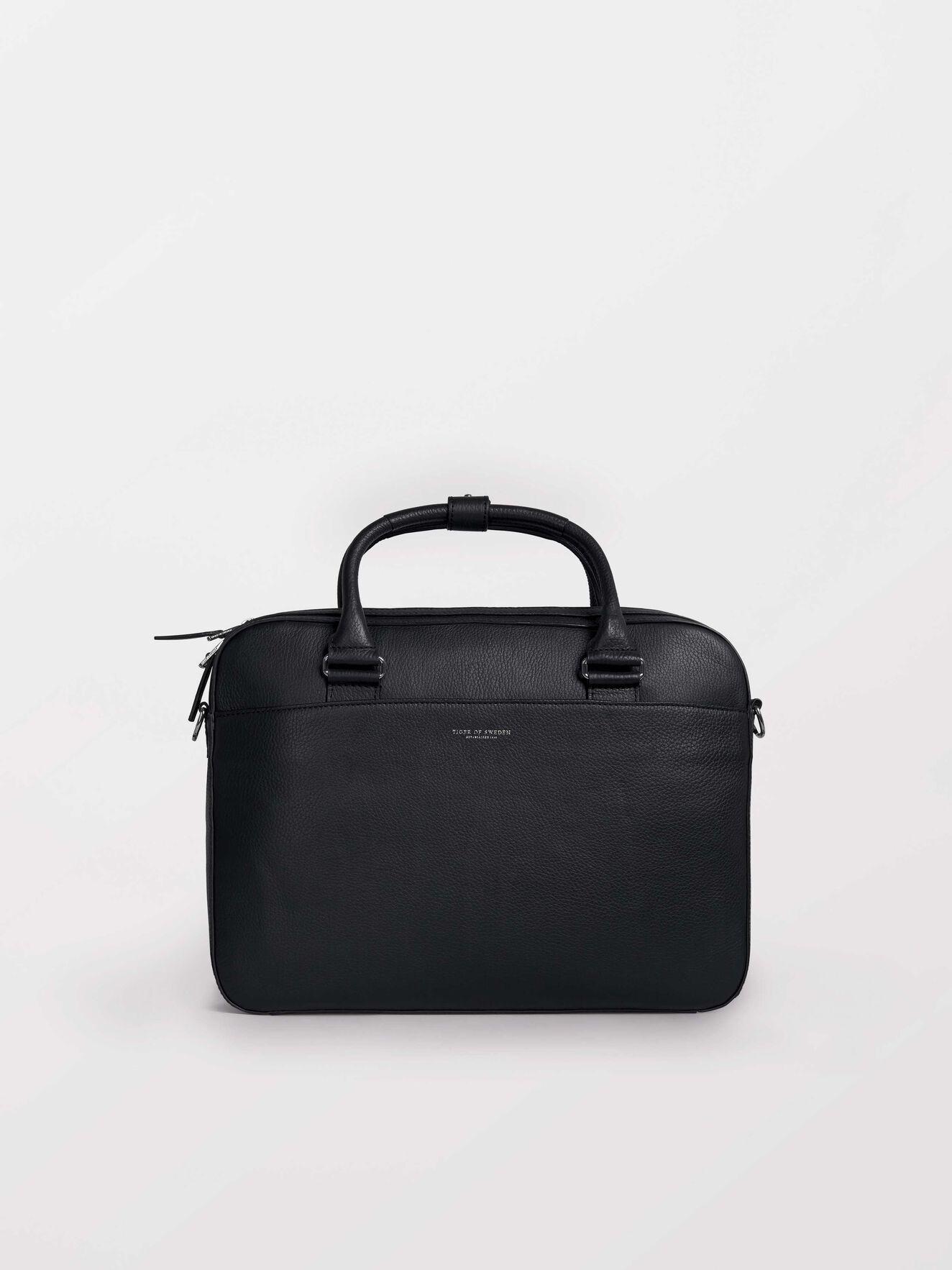 Dalio 2 Briefcase in Black from Tiger of Sweden