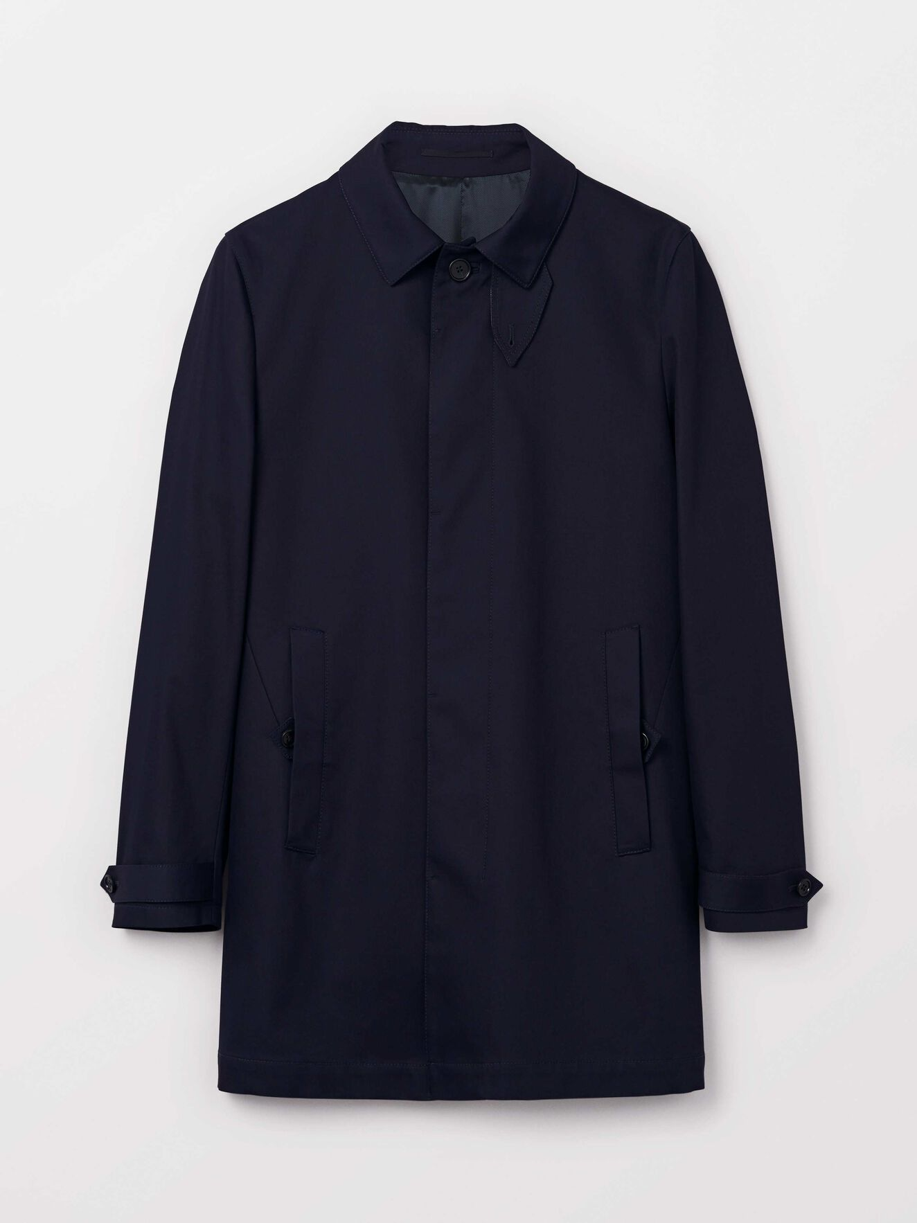 Carred Coat in Light Ink from Tiger of Sweden