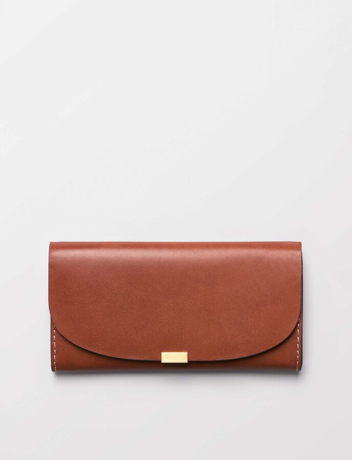 Renal Wallet in Light Brown from Tiger of Sweden