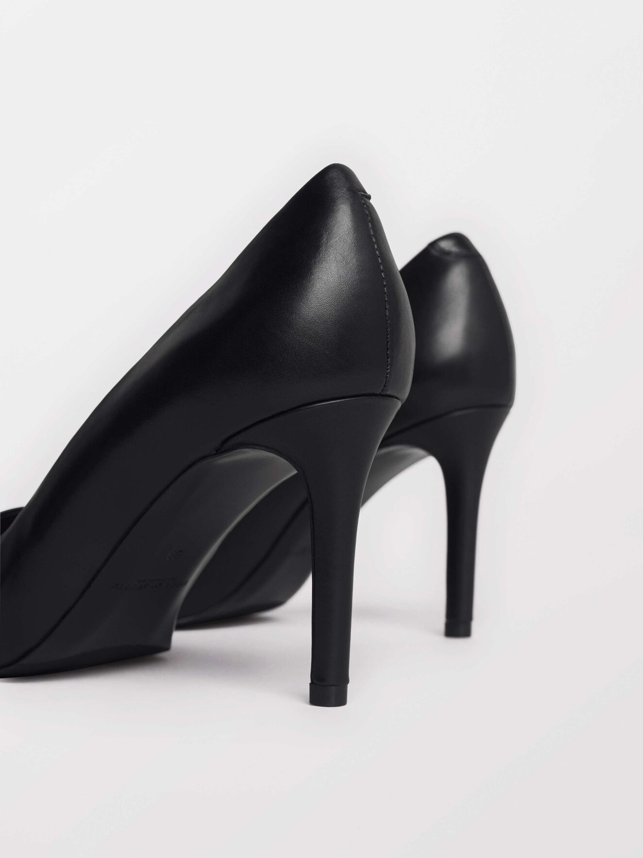 Xero Pumps in Black from Tiger of Sweden