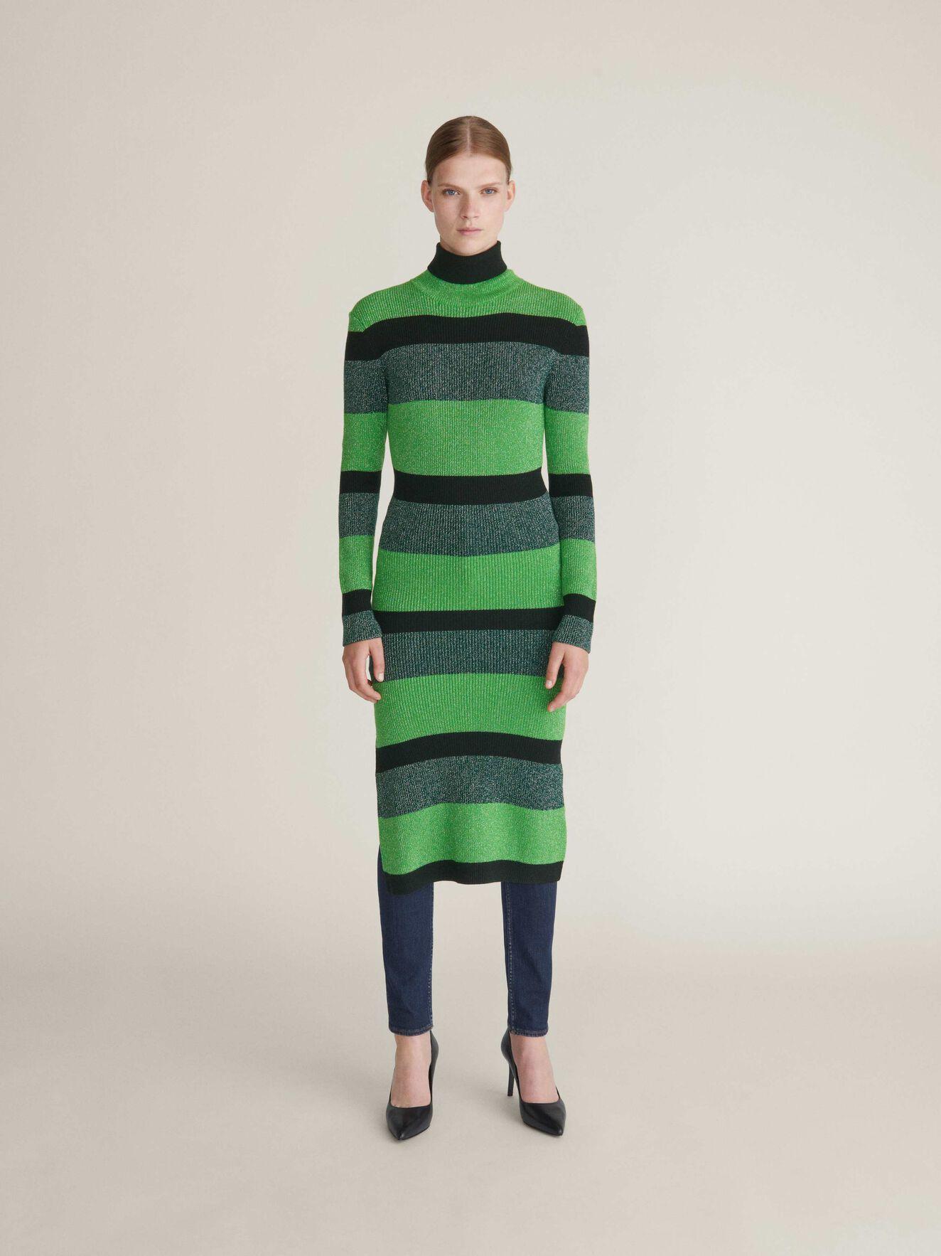 Badal St Kleid in Pattern from Tiger of Sweden