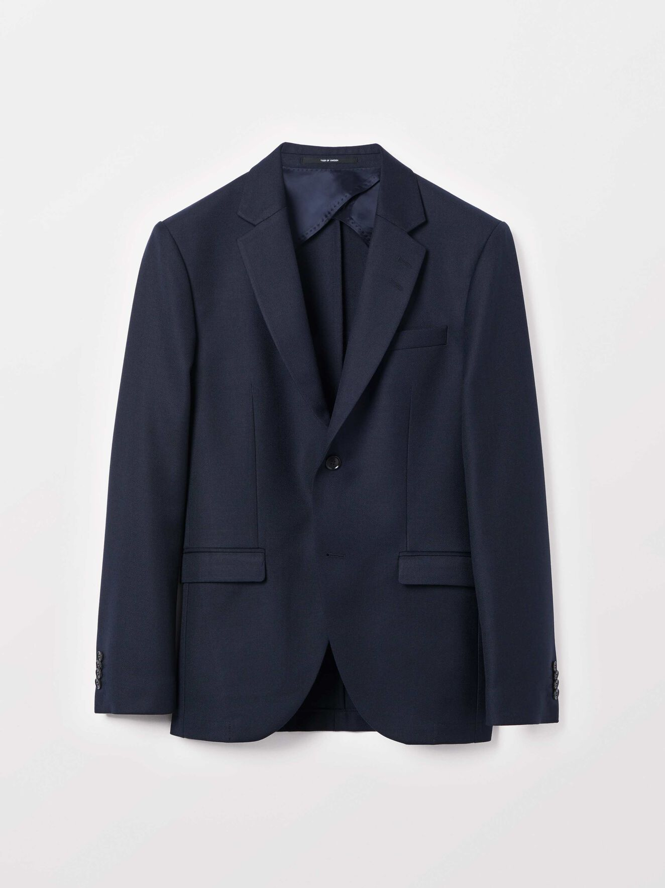 Jamonte Hl Blazer in Light Ink from Tiger of Sweden