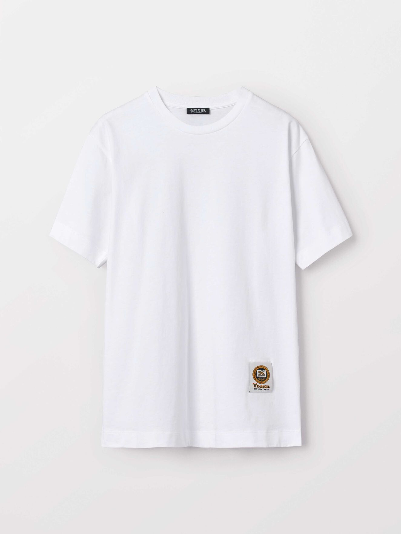 Dellana T-Shirt in Bright White from Tiger of Sweden