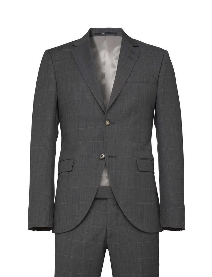Lamonte suit in Concrete from Tiger of Sweden