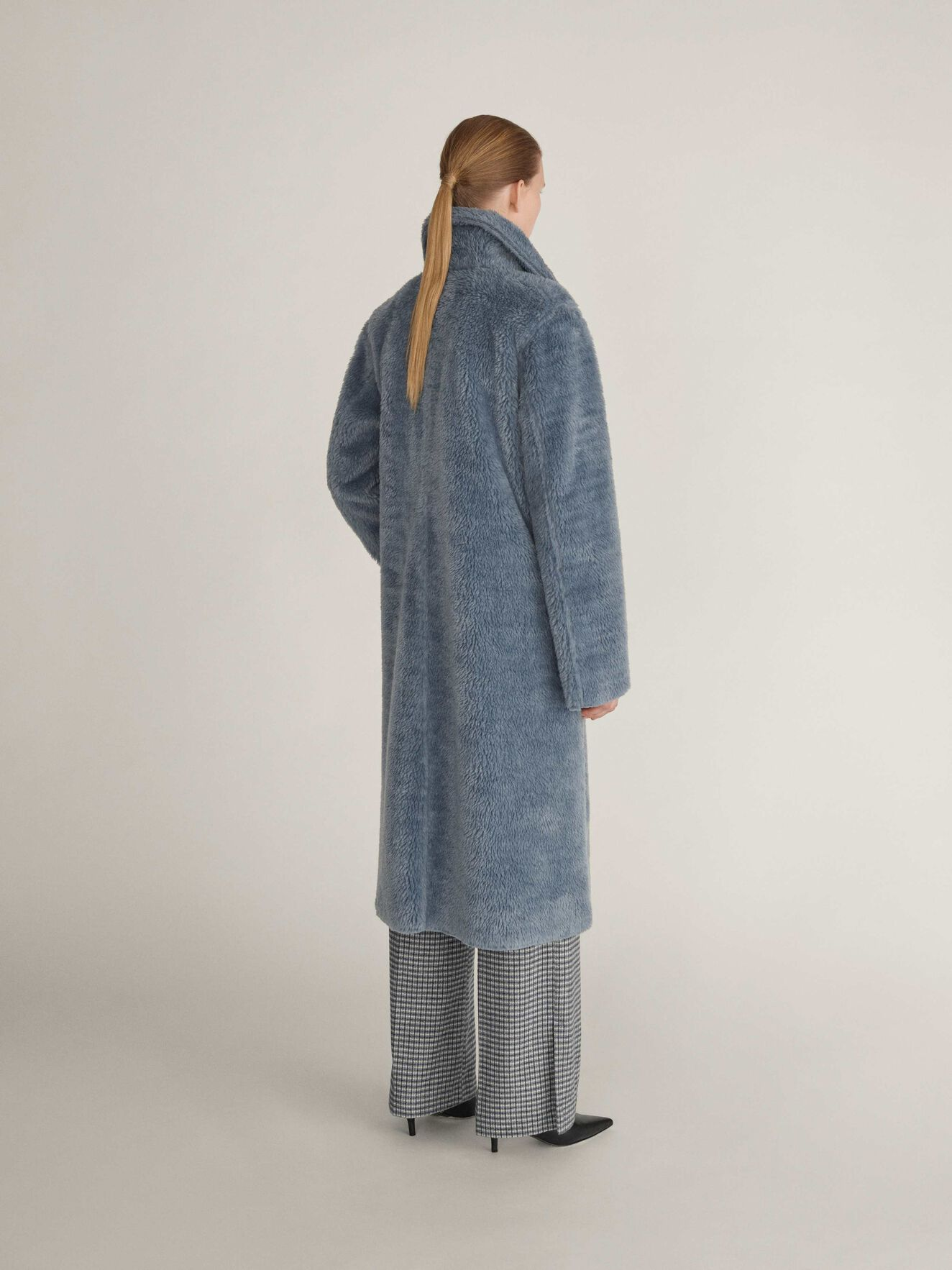 Zinnia Coat in Blue Dawn from Tiger of Sweden