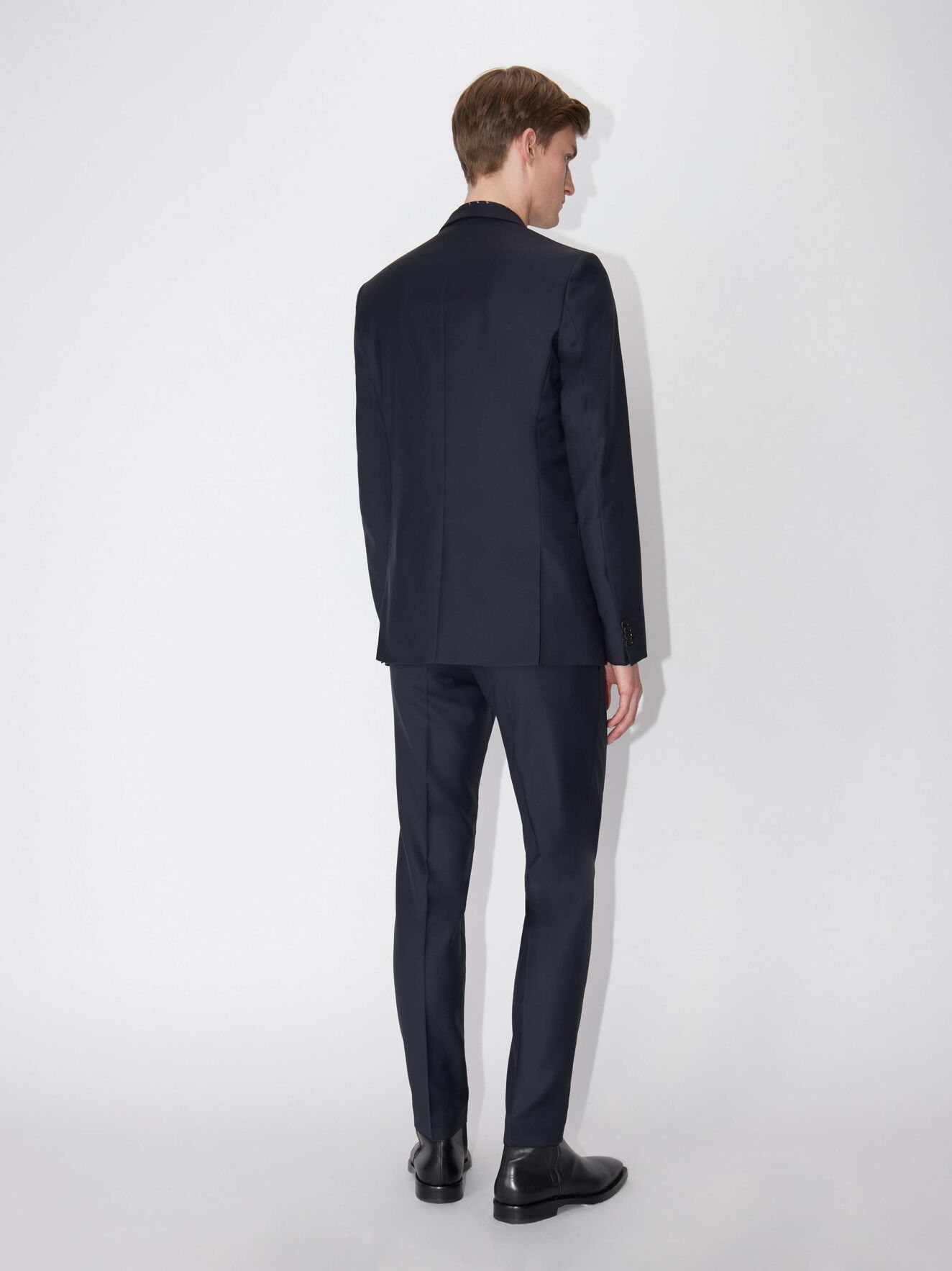 Tain Trousers in Light Ink from Tiger of Sweden