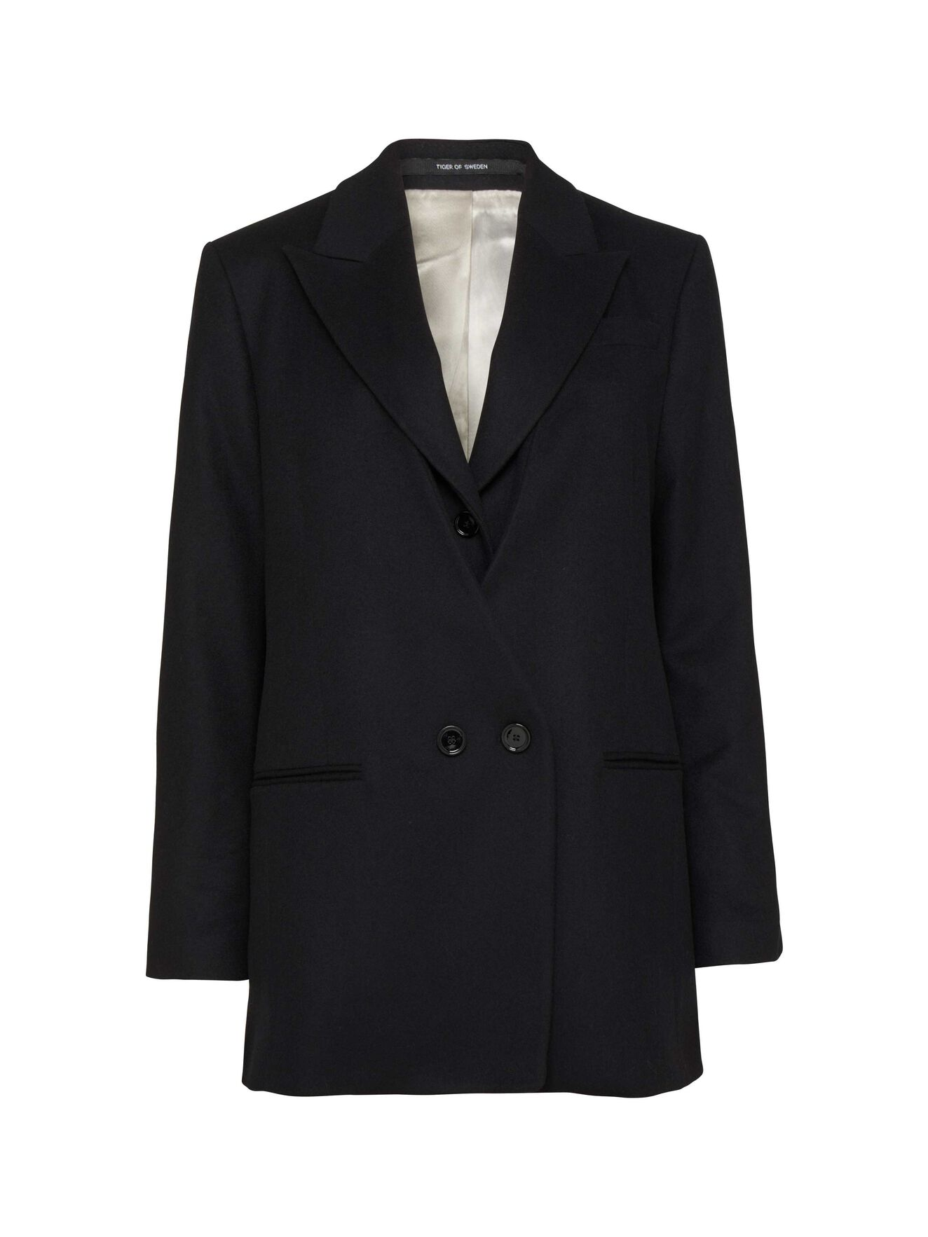 Blazer Acis in Midnight Black from Tiger of Sweden