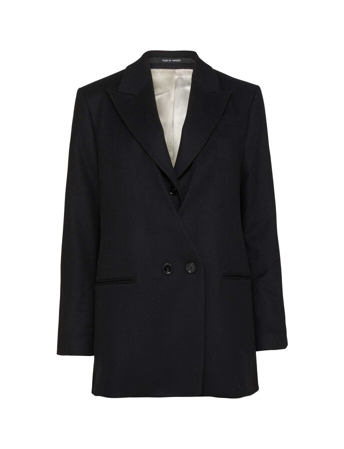 Acis blazer in Midnight Black from Tiger of Sweden