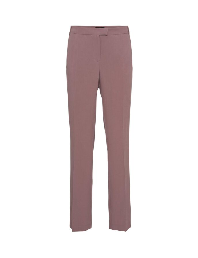 Yulia 4 Trousers in Mellow Mulberry from Tiger of Sweden