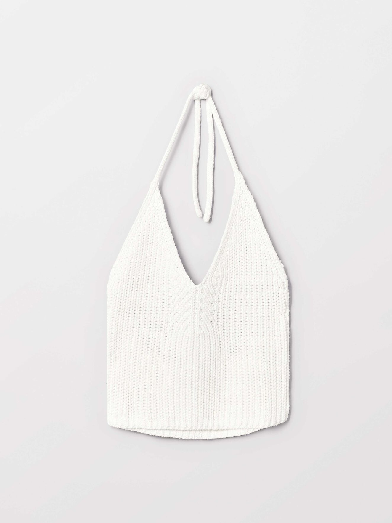 Hibain Top in Star White from Tiger of Sweden