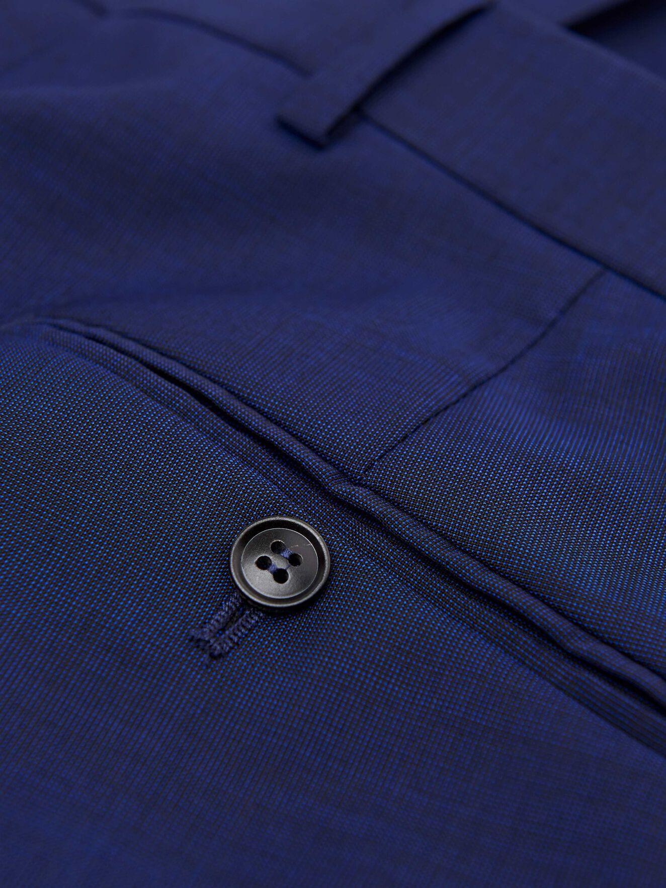 Tordon Trousers in Deep Ocean Blue from Tiger of Sweden