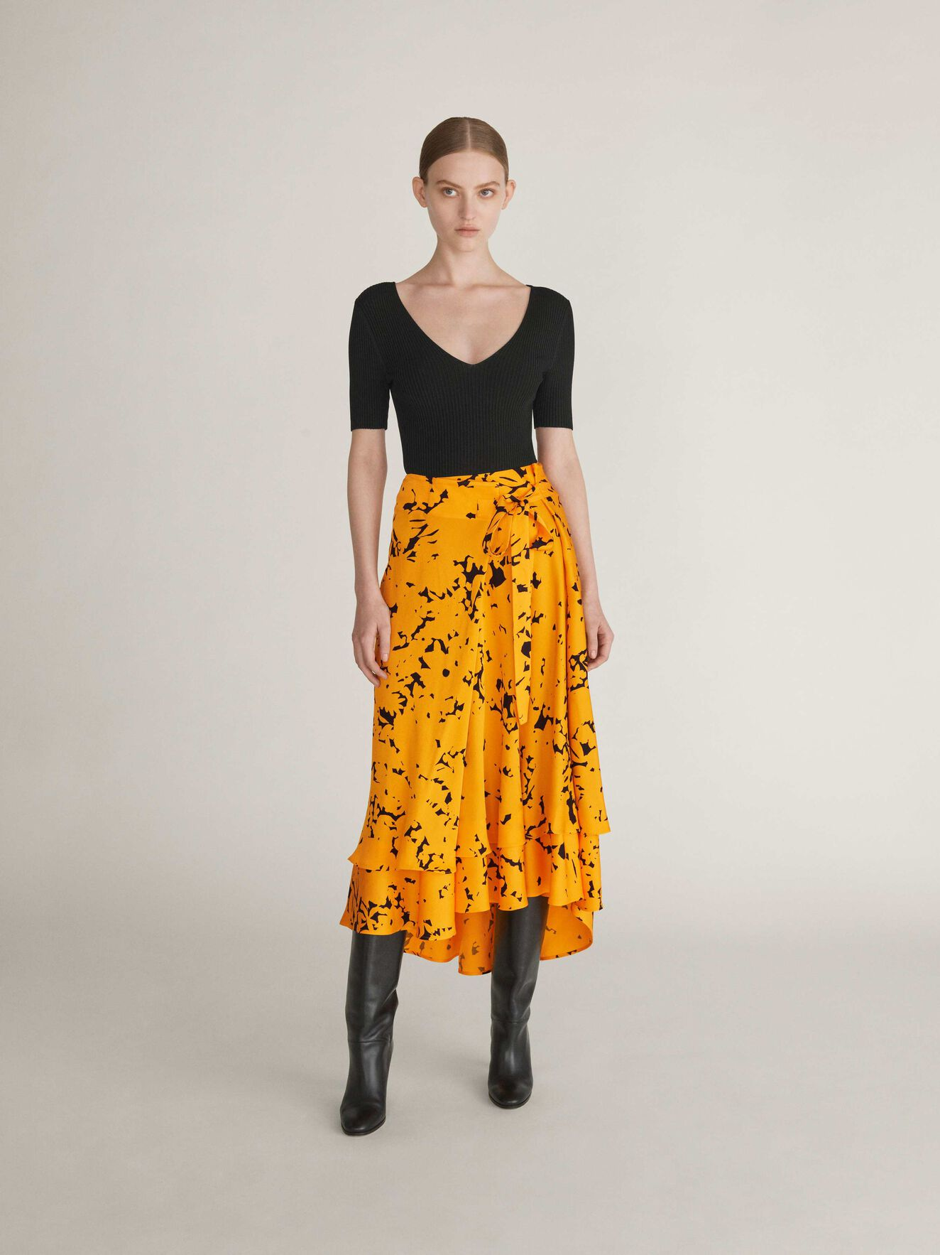 Cabby P Skirt in ARTWORK from Tiger of Sweden