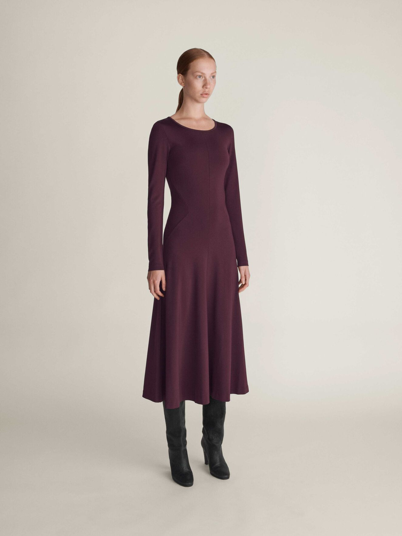 Moby Dress in Hot Rust from Tiger of Sweden
