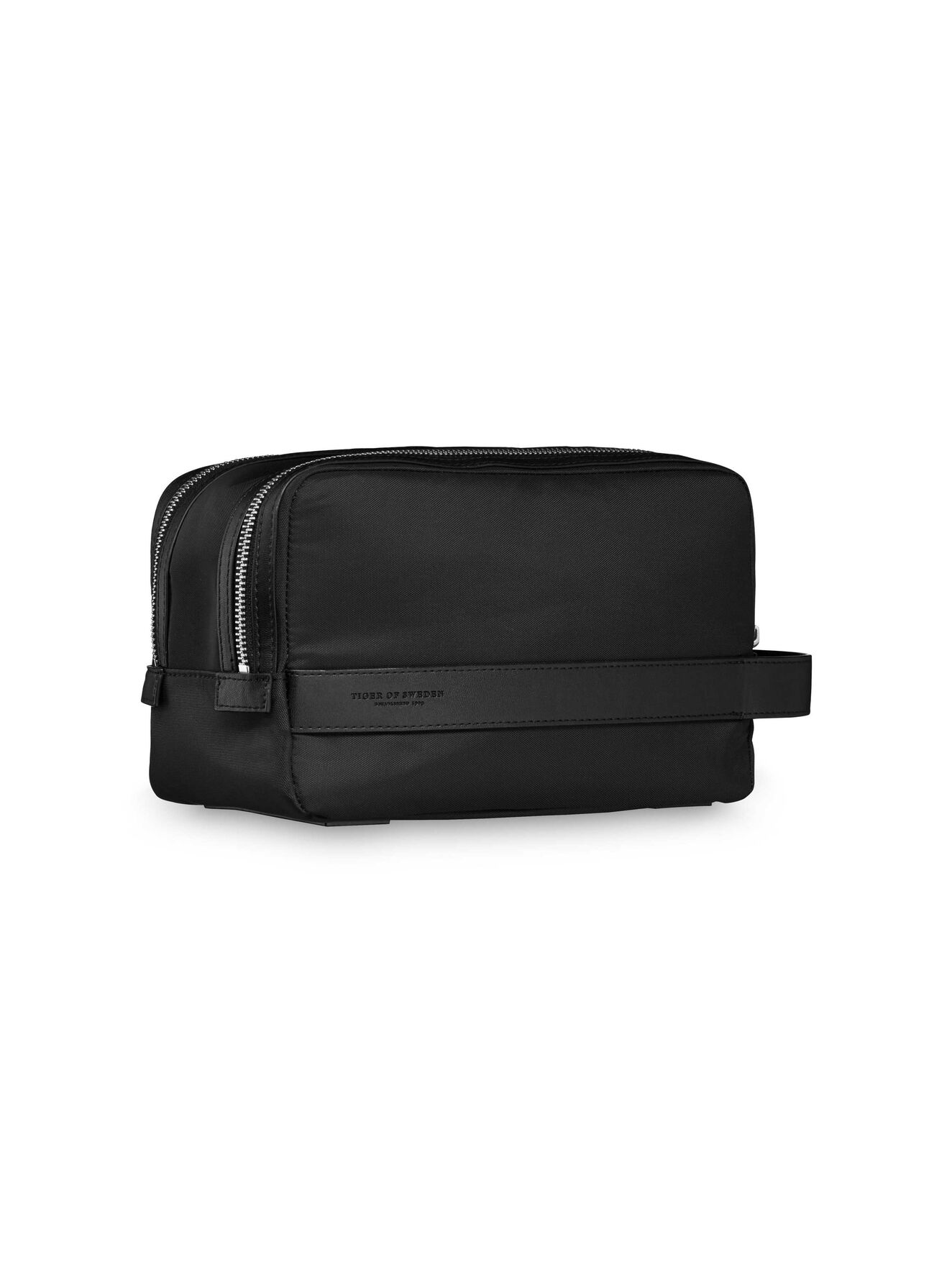 PIPARE TOILETRY BAG in Black from Tiger of Sweden