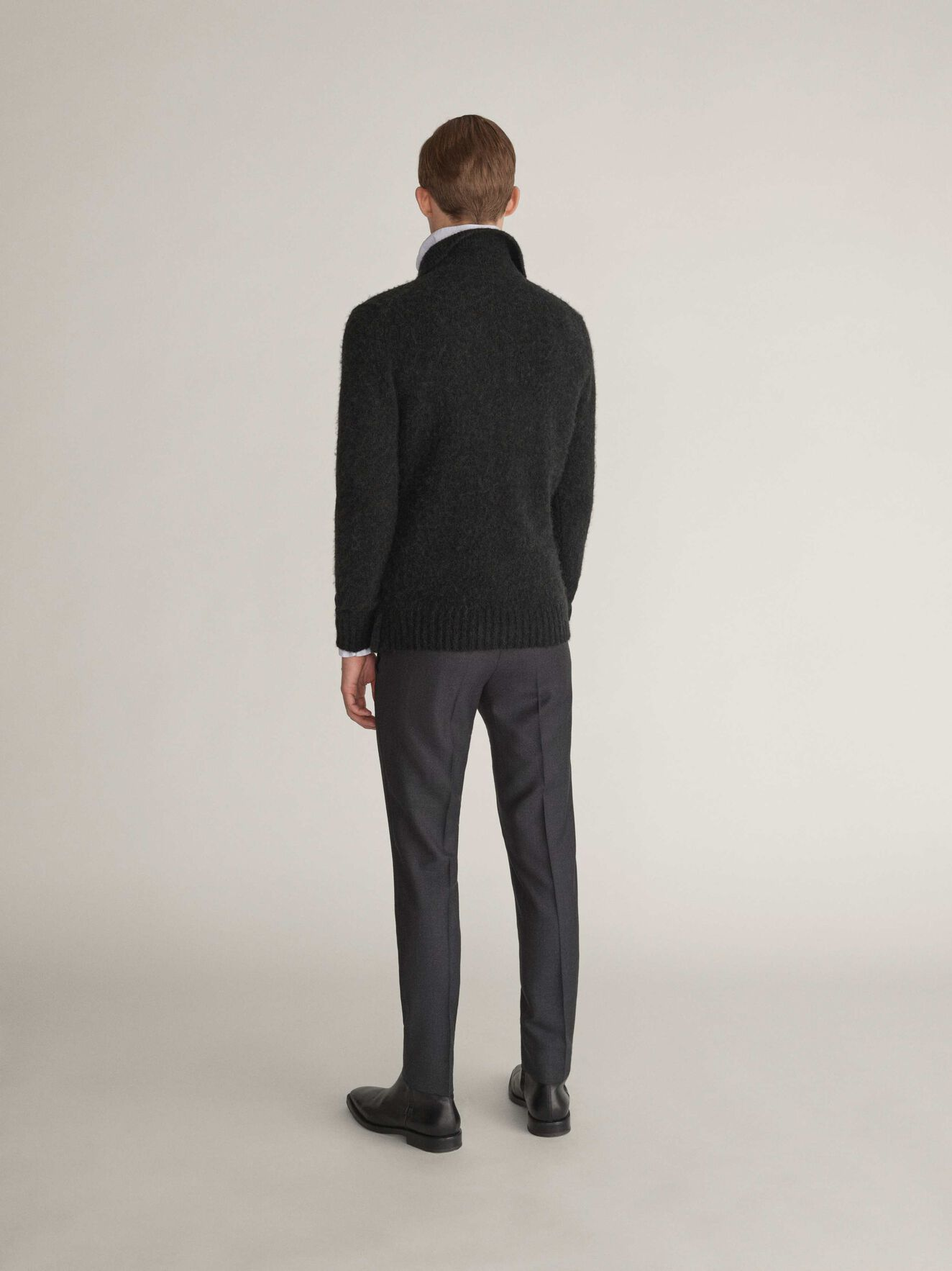 Norby Pullover in Black from Tiger of Sweden