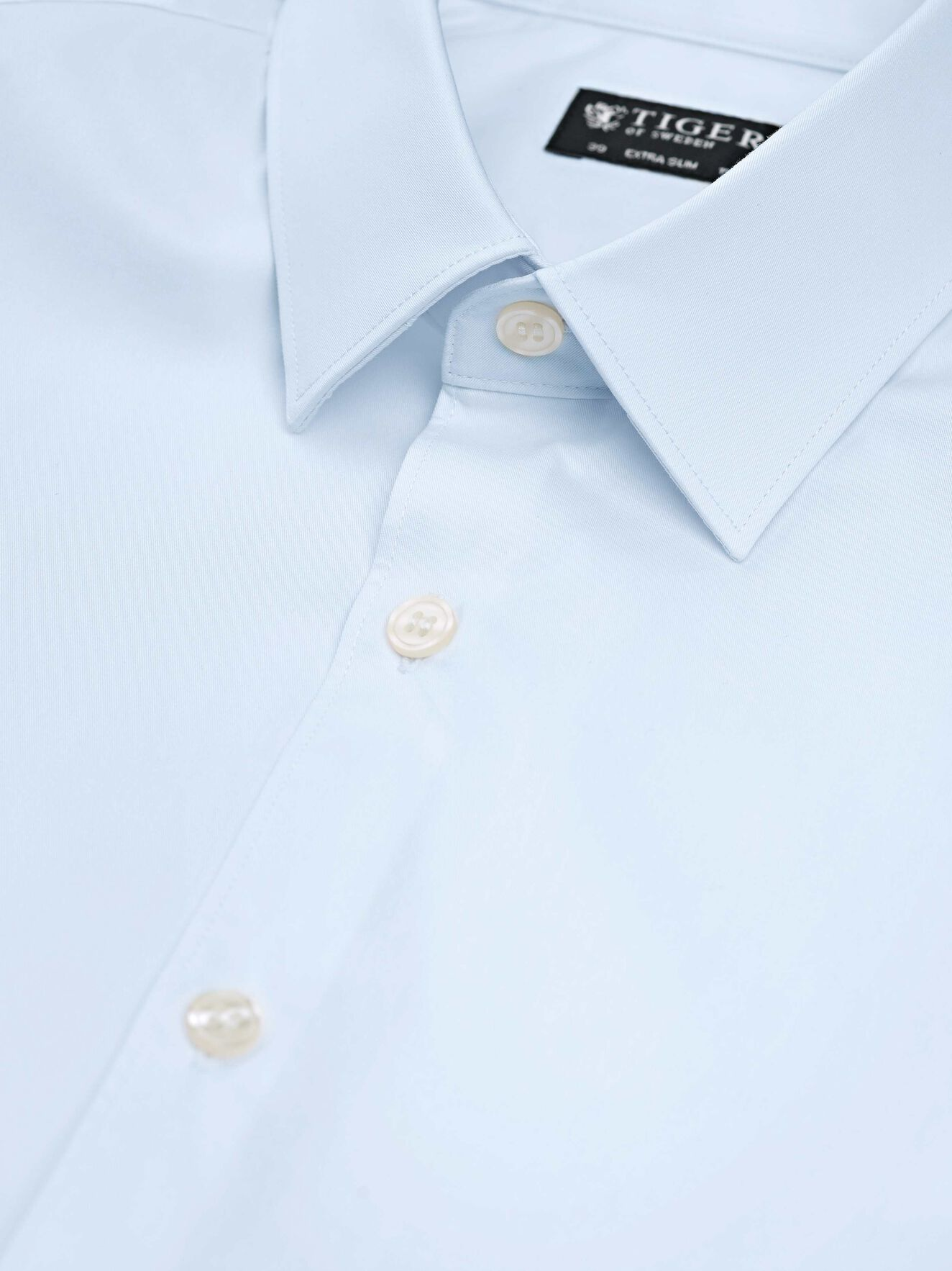 Filbrodie Shirt in Pale blue from Tiger of Sweden