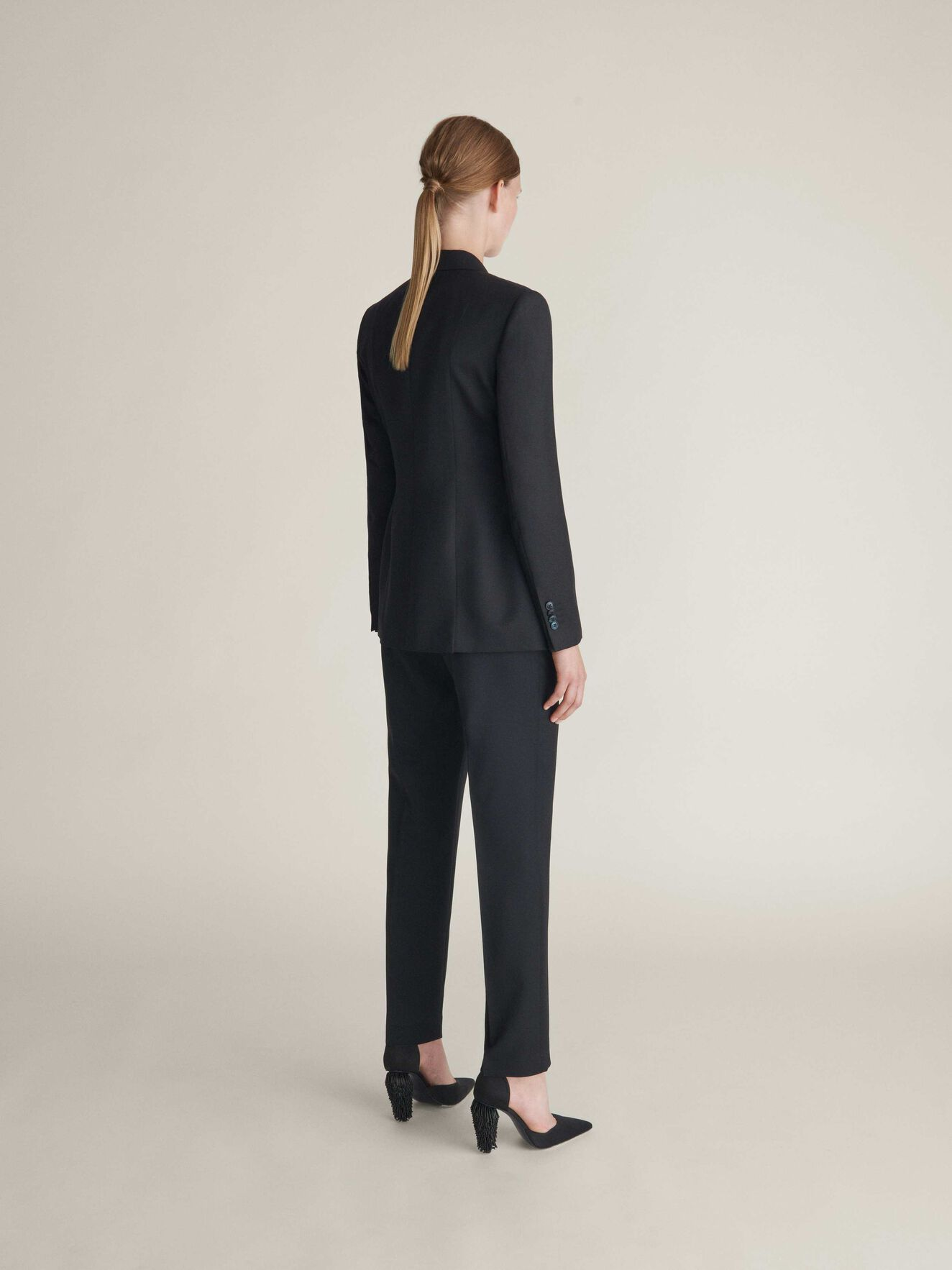 Seanessa 2 Trousers in Black from Tiger of Sweden