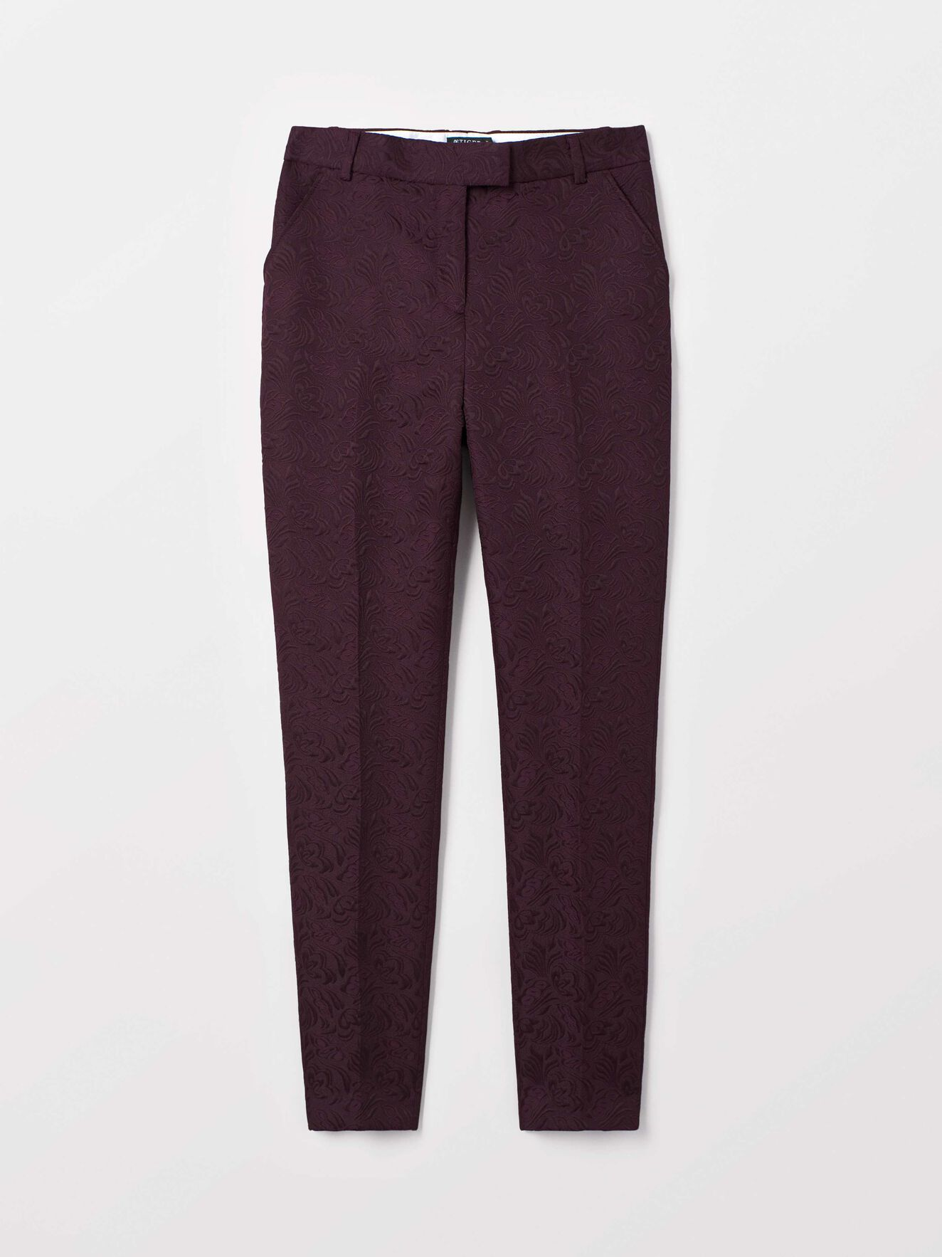 Loanella 2 Trousers  in Hot Rust from Tiger of Sweden