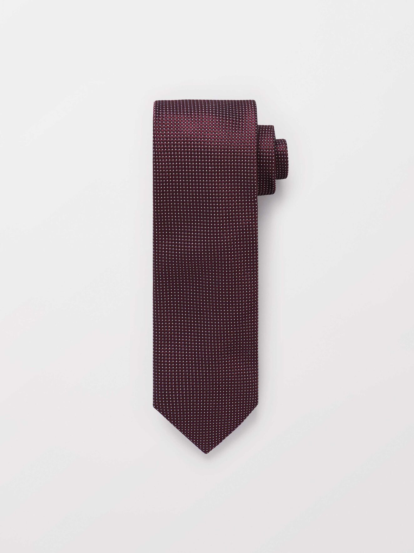 Tottis Krawatte in Noon Plum from Tiger of Sweden