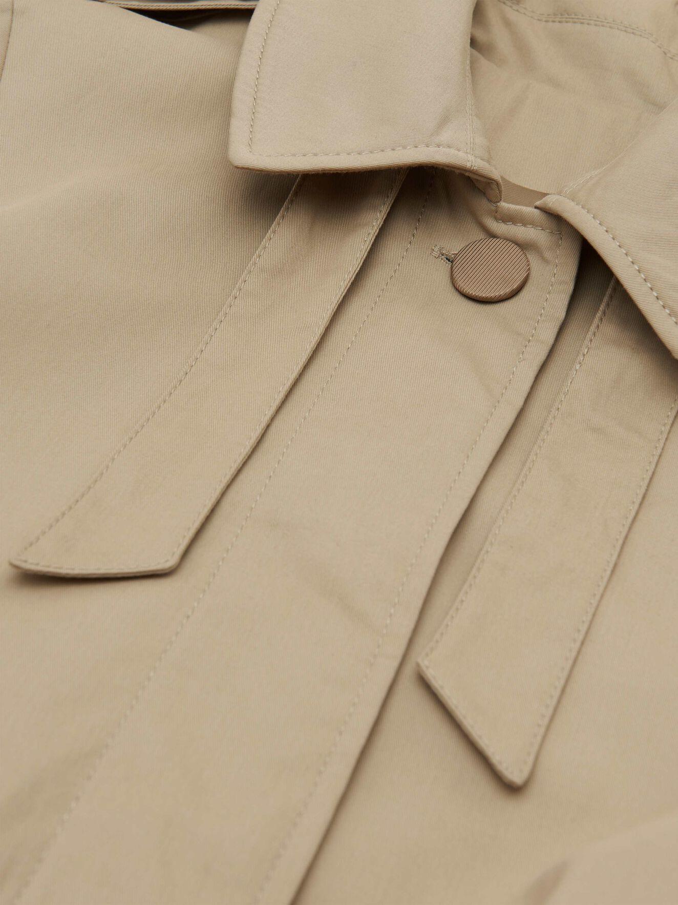 Torii Coat in Irish Cream from Tiger of Sweden