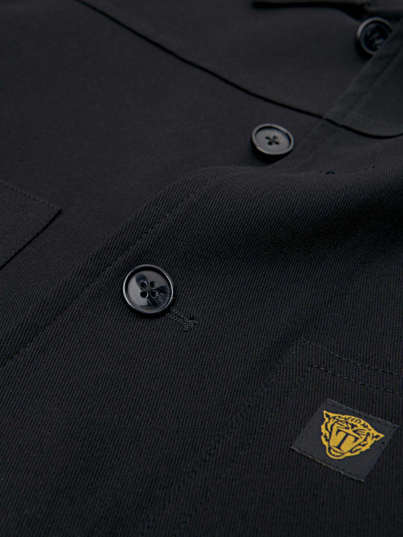 Kasar Jacket in Black from Tiger of Sweden